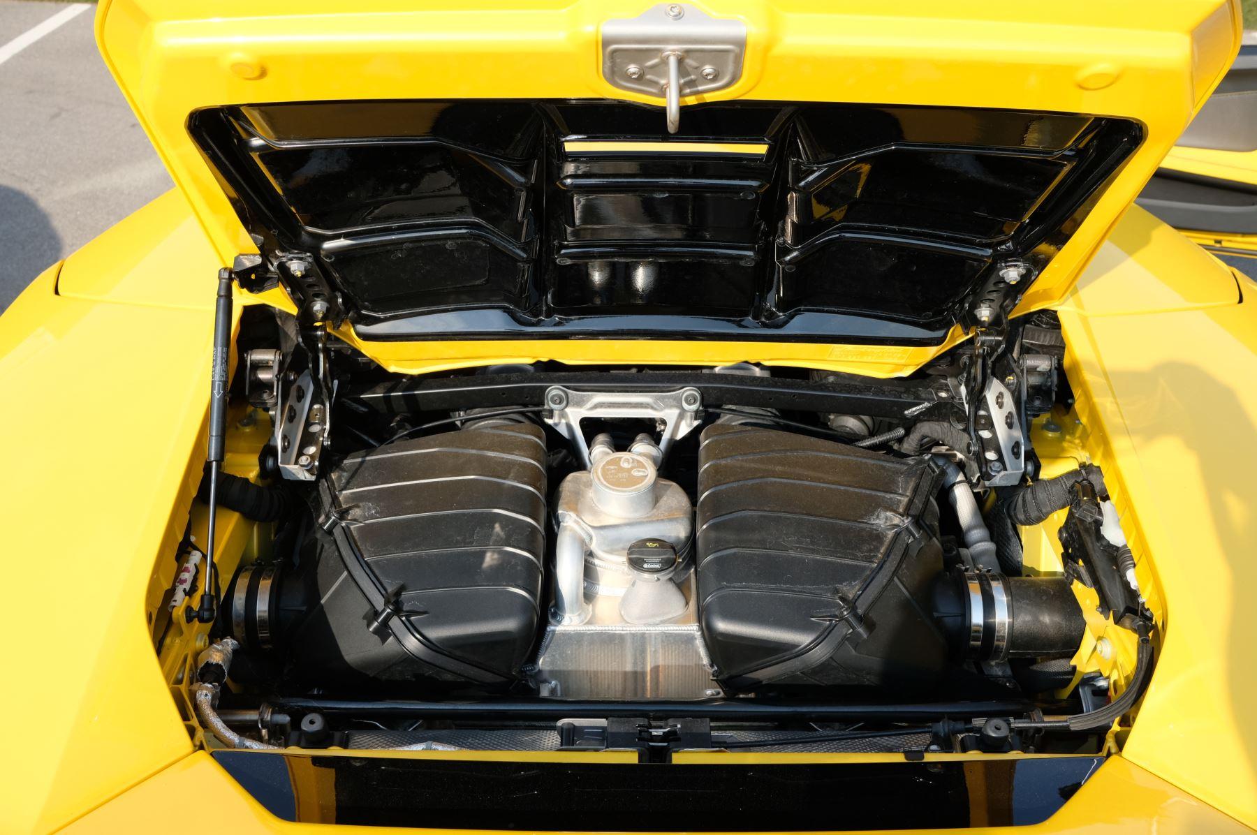 Lamborghini Huracan EVO Spyder LP 640-4 image 14