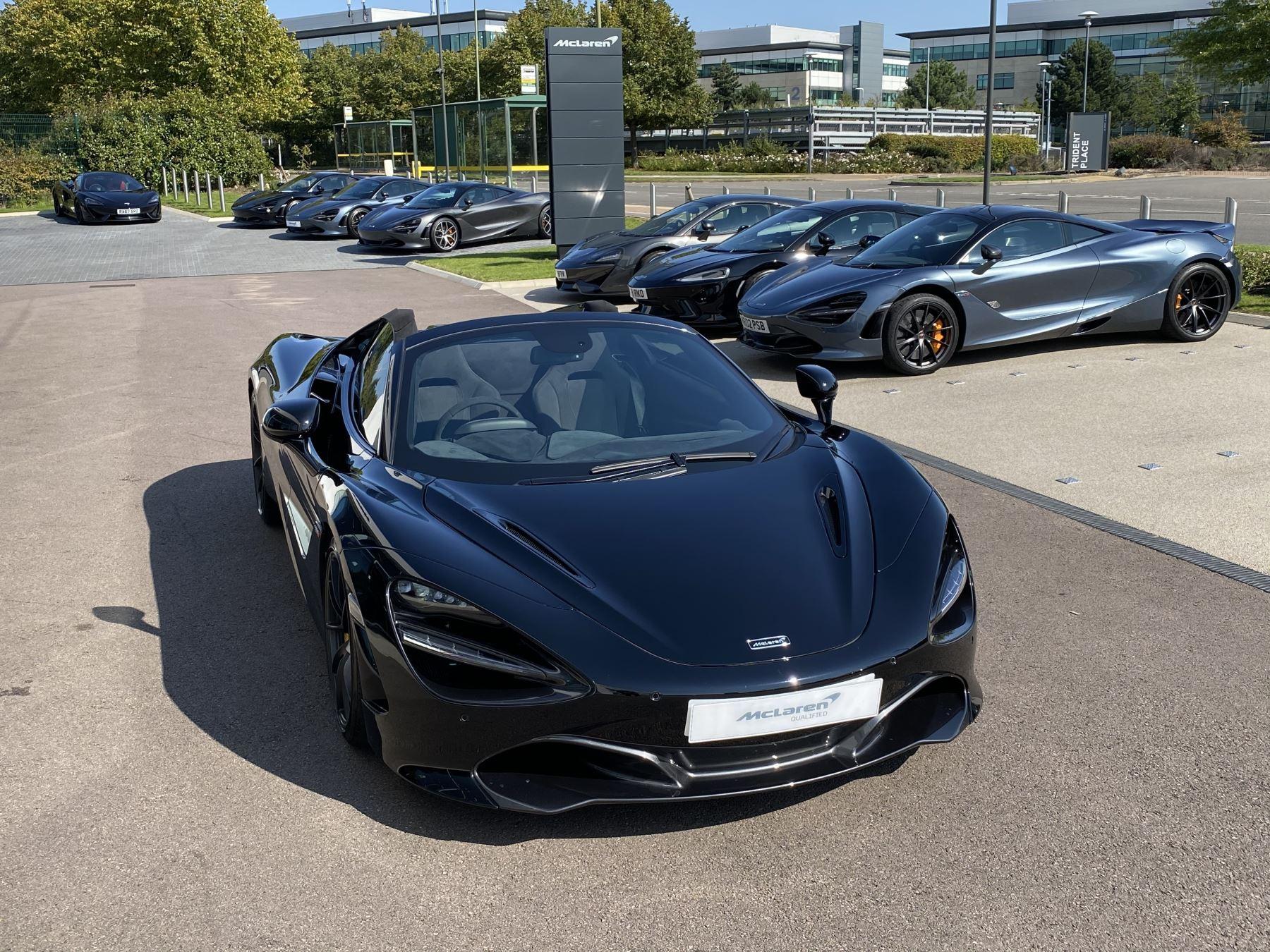 McLaren 720S Spider SSG  image 9