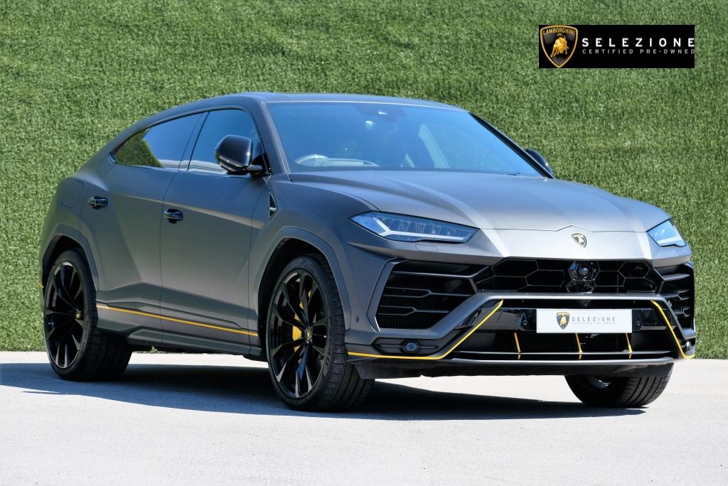 Lamborghini Urus 4.0T FSI V8 5dr Auto Automatic Estate (2019)