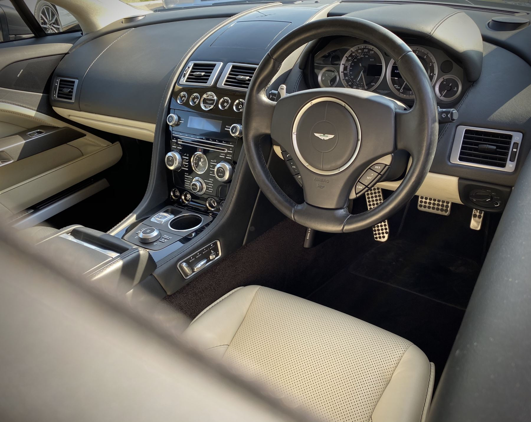 Aston Martin Rapide S V12 [552] 4dr Touchtronic III image 12