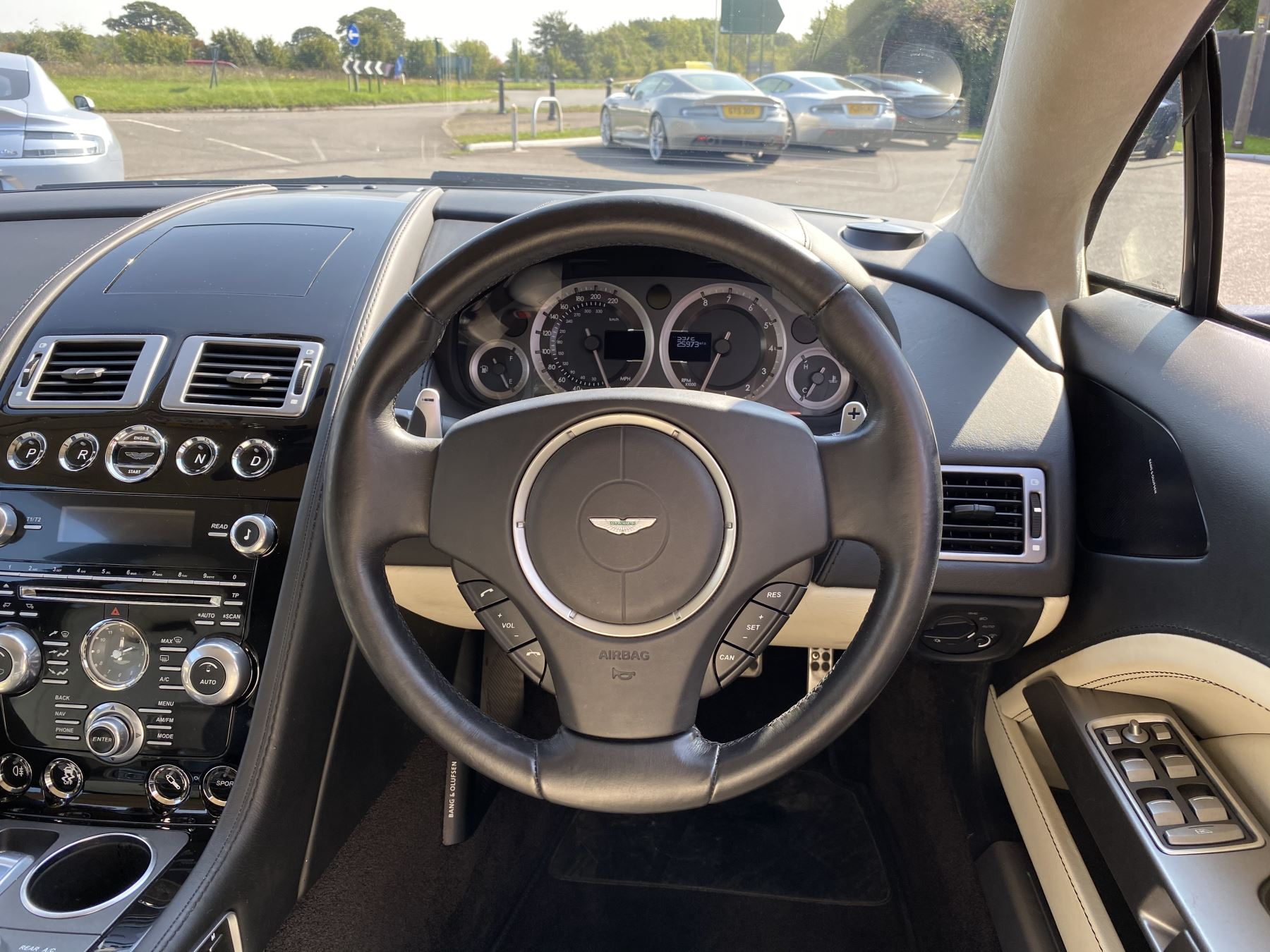 Aston Martin Rapide S V12 [552] 4dr Touchtronic III image 23