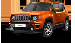Jeep Renegade 4xe 1.3 Turbo 4xe PHEV 190 Longitude 5dr Auto