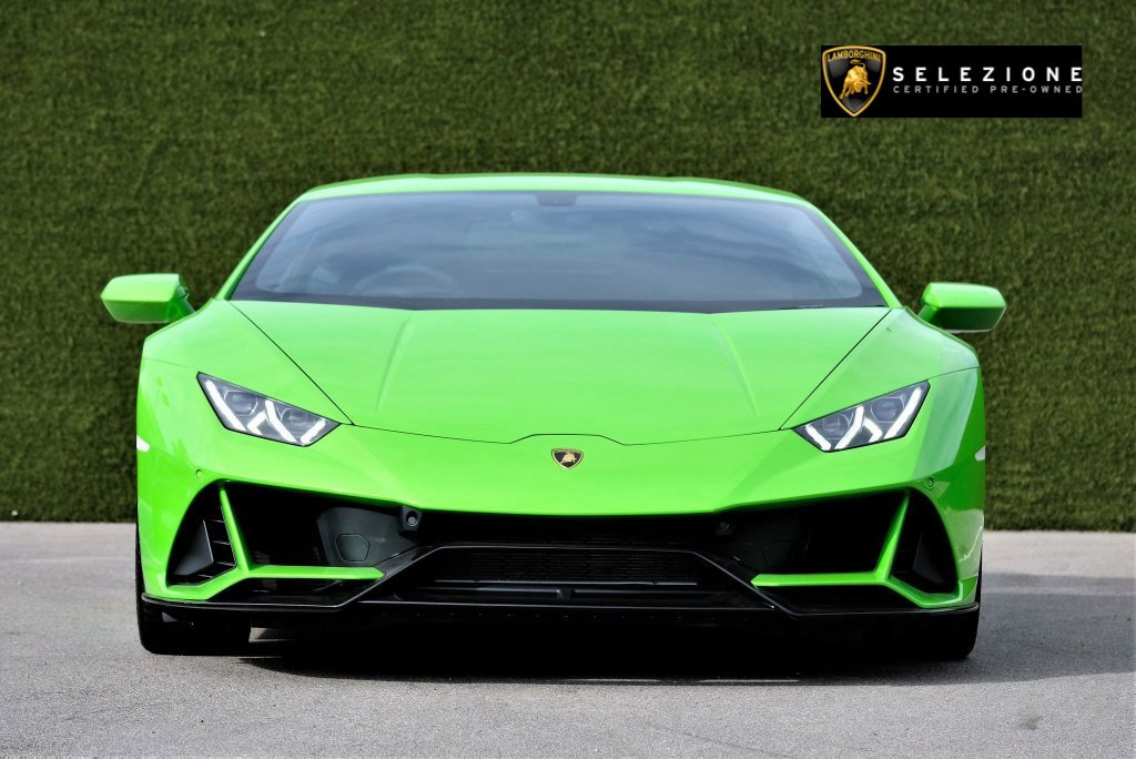 Lamborghini Huracan EVO 5.2 V10 640 2dr Auto AWD image 5