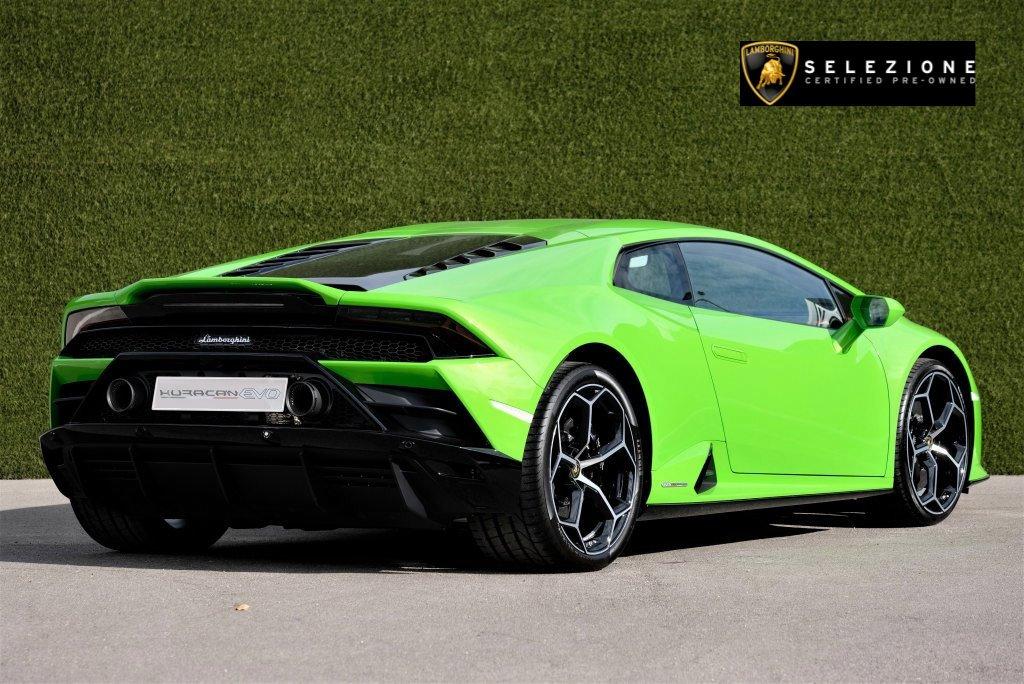 Lamborghini Huracan EVO 5.2 V10 640 2dr Auto AWD image 3