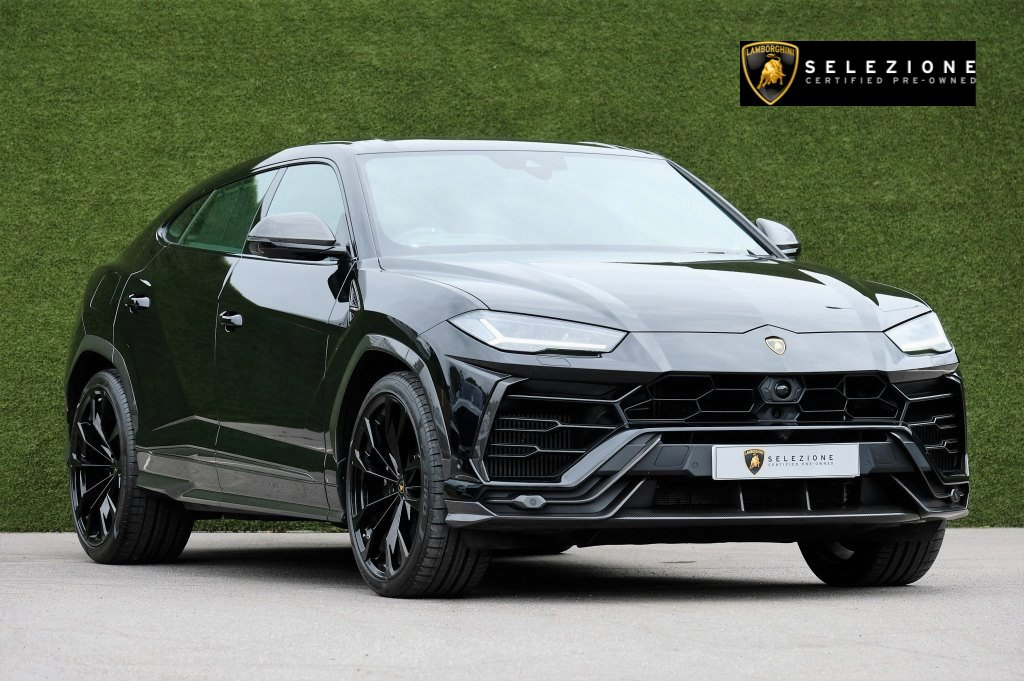 Lamborghini Urus 4.0T FSI V8 5dr Auto Automatic Estate (2019) image