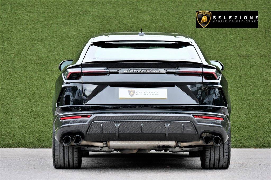 Lamborghini Urus 4.0T FSI V8 5dr Auto image 4