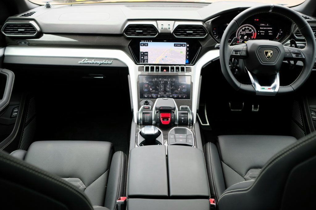 Lamborghini Urus 4.0T FSI V8 5dr Auto image 7