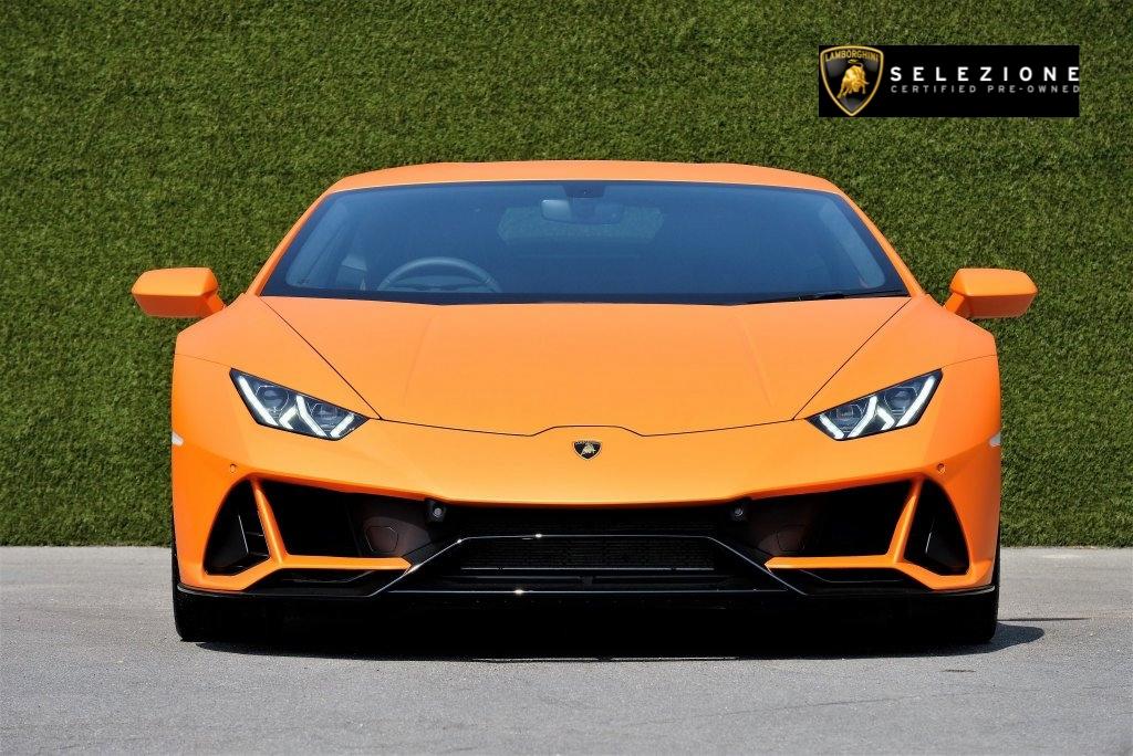 Lamborghini Huracan EVO LP 640-4 image 5