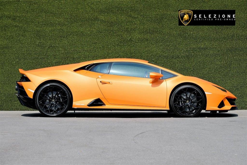 Lamborghini Huracan EVO LP 640-4 image 2
