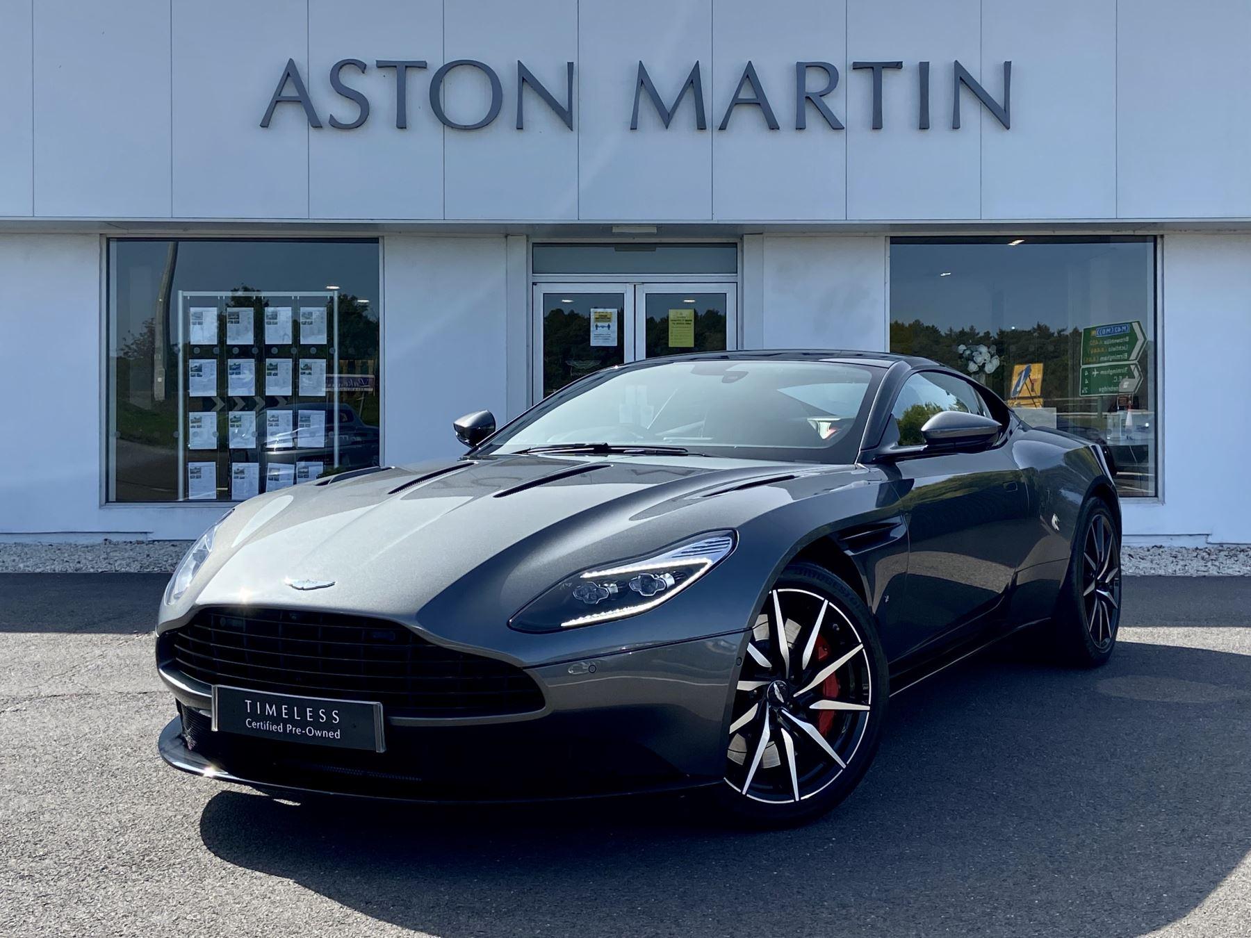 Aston Martin DB11 V12 2dr Touchtronic image 4
