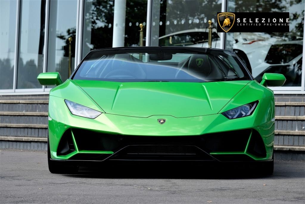 Lamborghini Huracan EVO Spyder 5.2 V10 640 2dr Auto AWD image 5