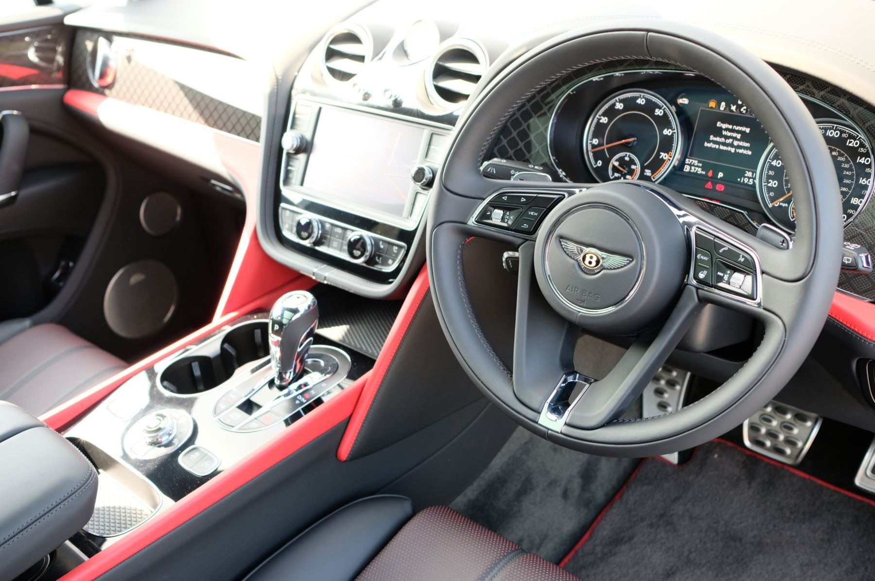 Bentley Bentayga V8 4.0 Design Series 5dr image 12
