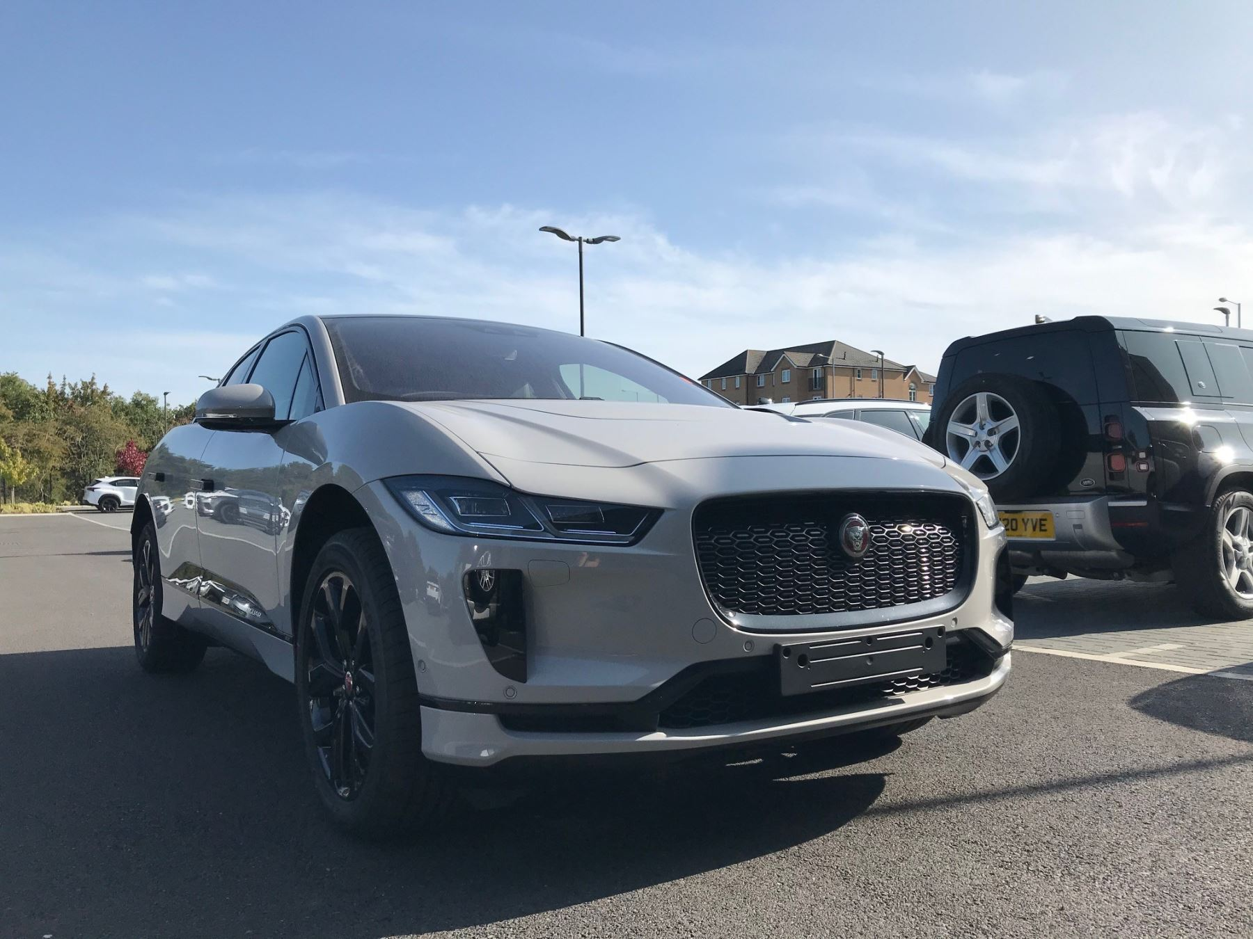Jaguar I-PACE 90kWh EV400 SE Electric Automatic 5 door Estate
