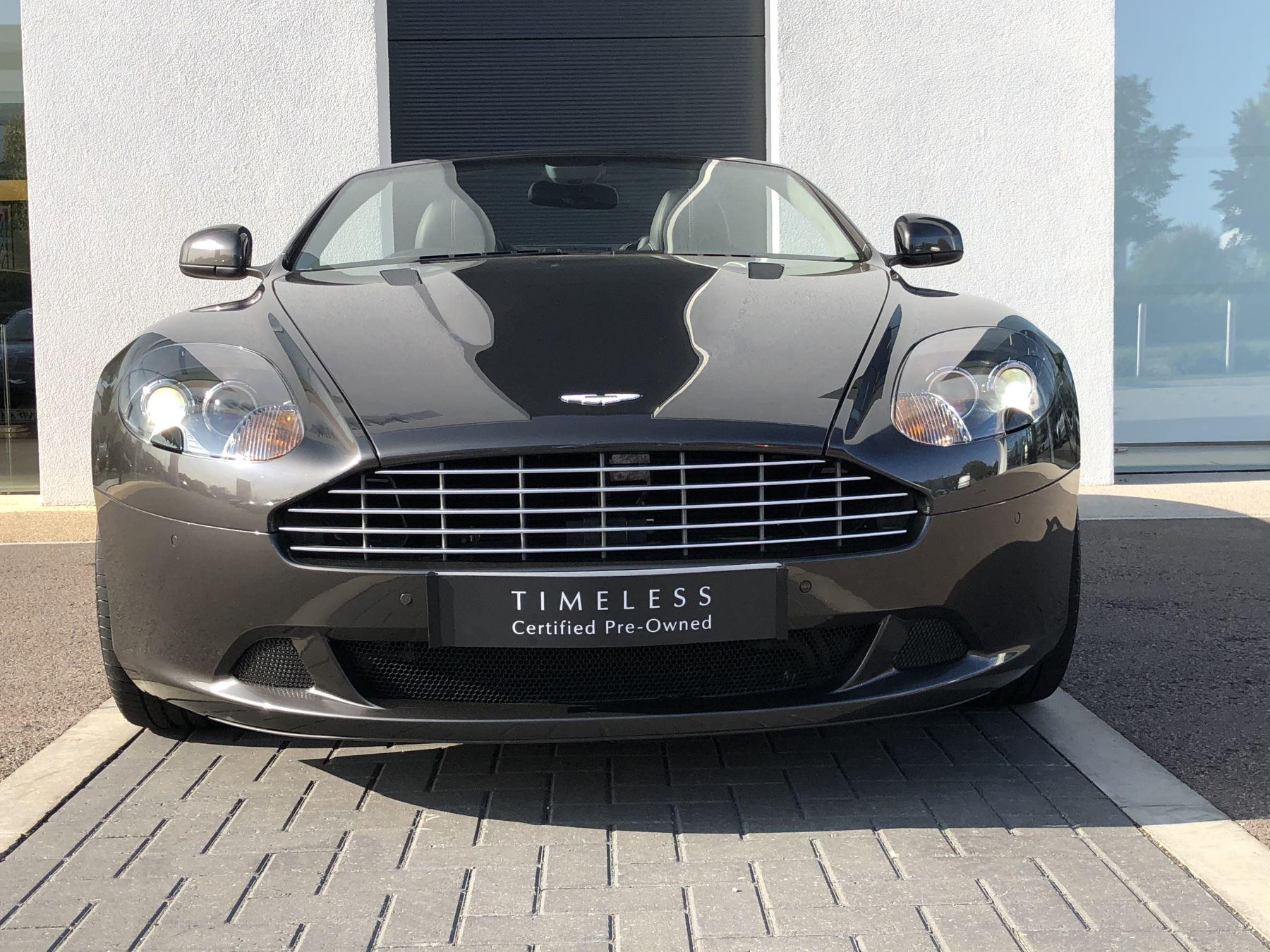 Aston Martin DB9 V12 2dr Volante Touchtronic [470] 5.9 Automatic Convertible (2013)