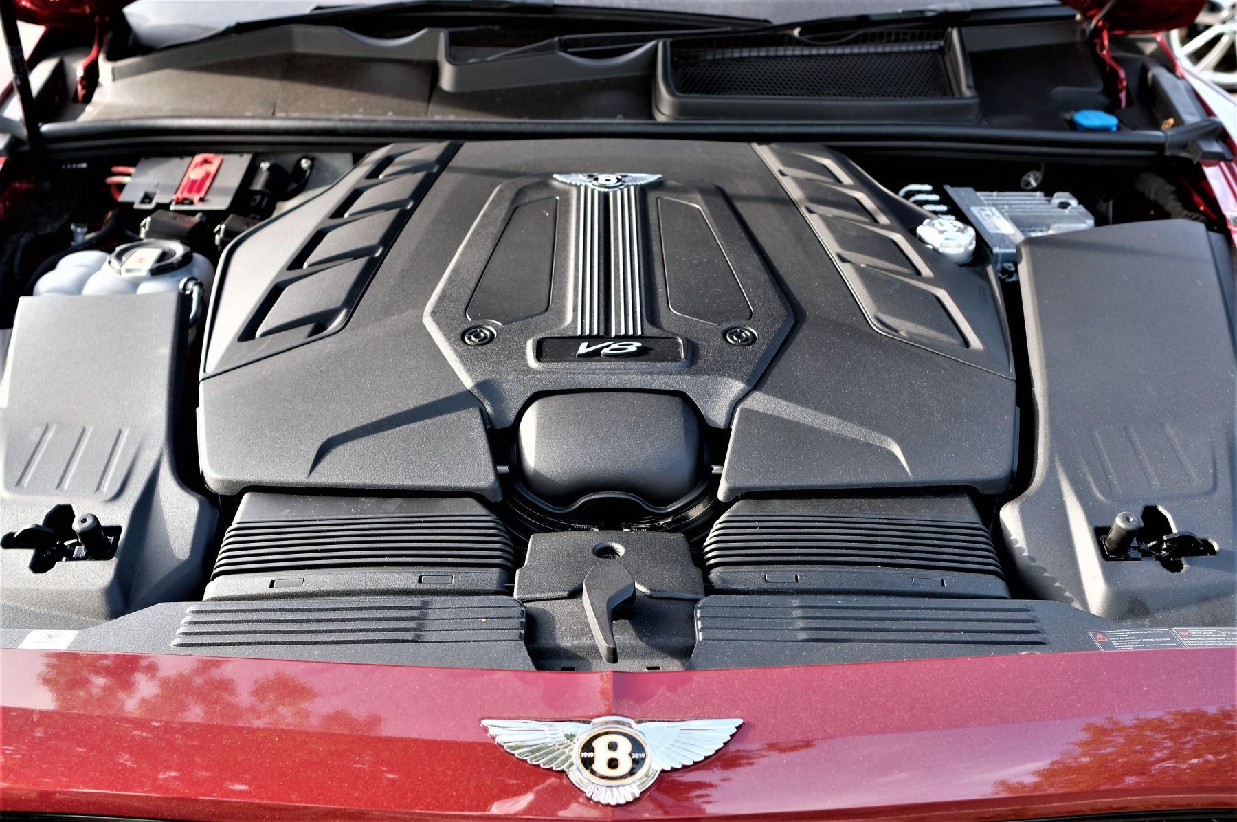 Bentley Bentayga V8 4.0 V8 5dr Mulliner Driving Specification image 10
