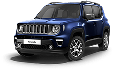 Jeep Renegade 4xe 1.3 Turbo 4xe PHEV 190 Limited 5dr Auto