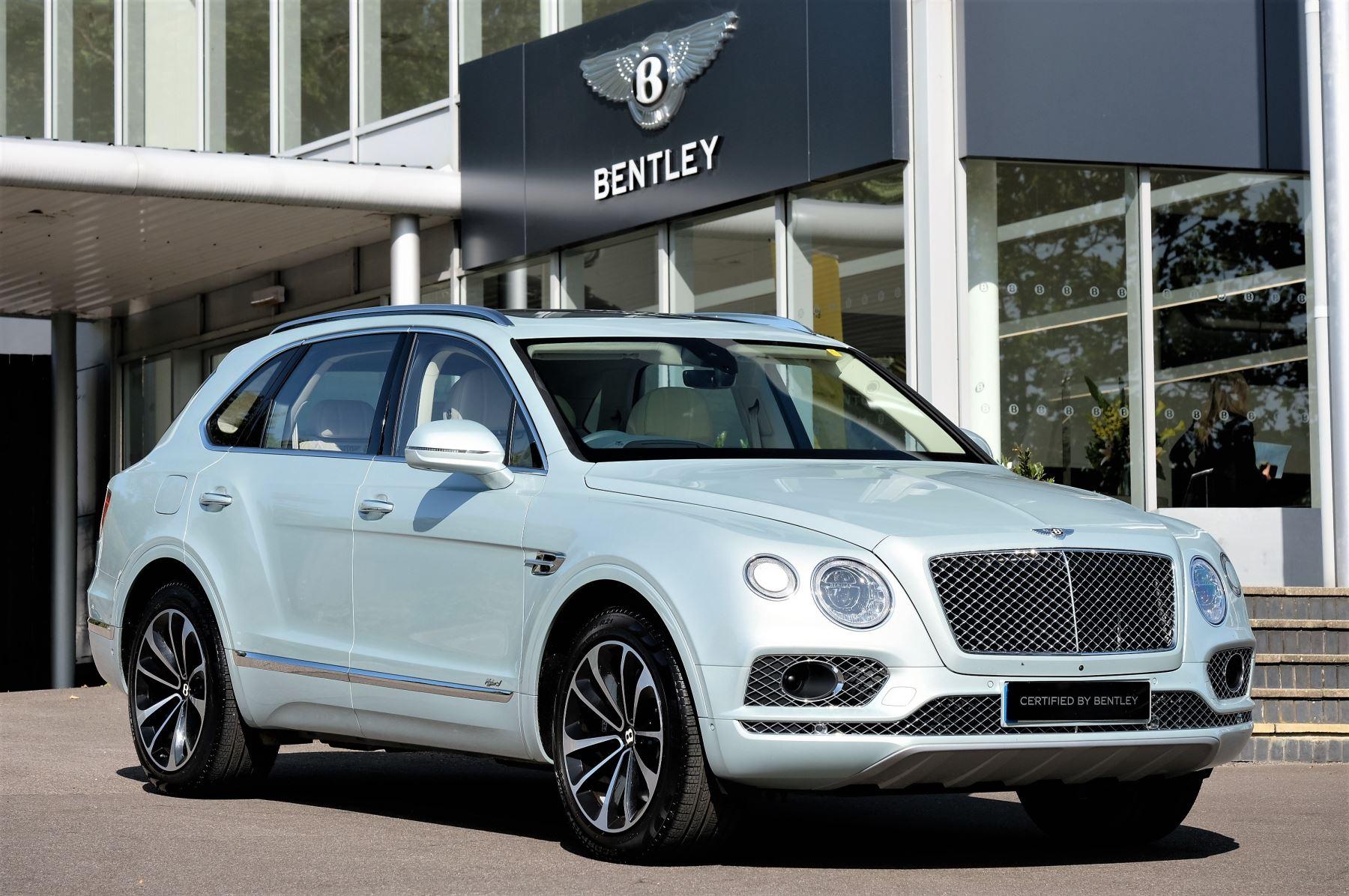 Bentley Bentayga 3.0 V6 Hybrid Mulliner Driving Specification 5dr Petrol/Electric Automatic Estate (2019)