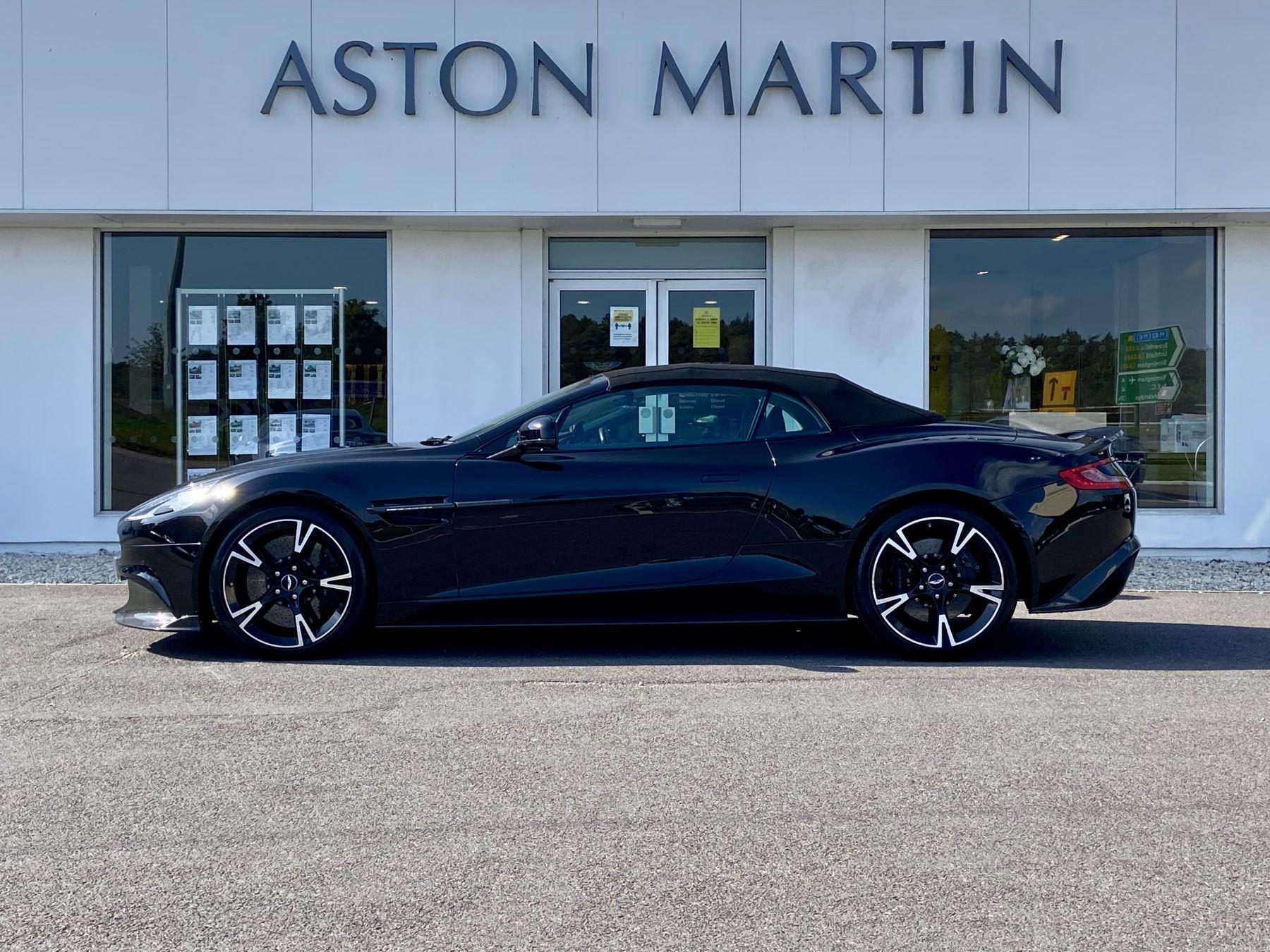 Aston Martin Vanquish V12 [595] S 2dr Volante Touchtronic image 5
