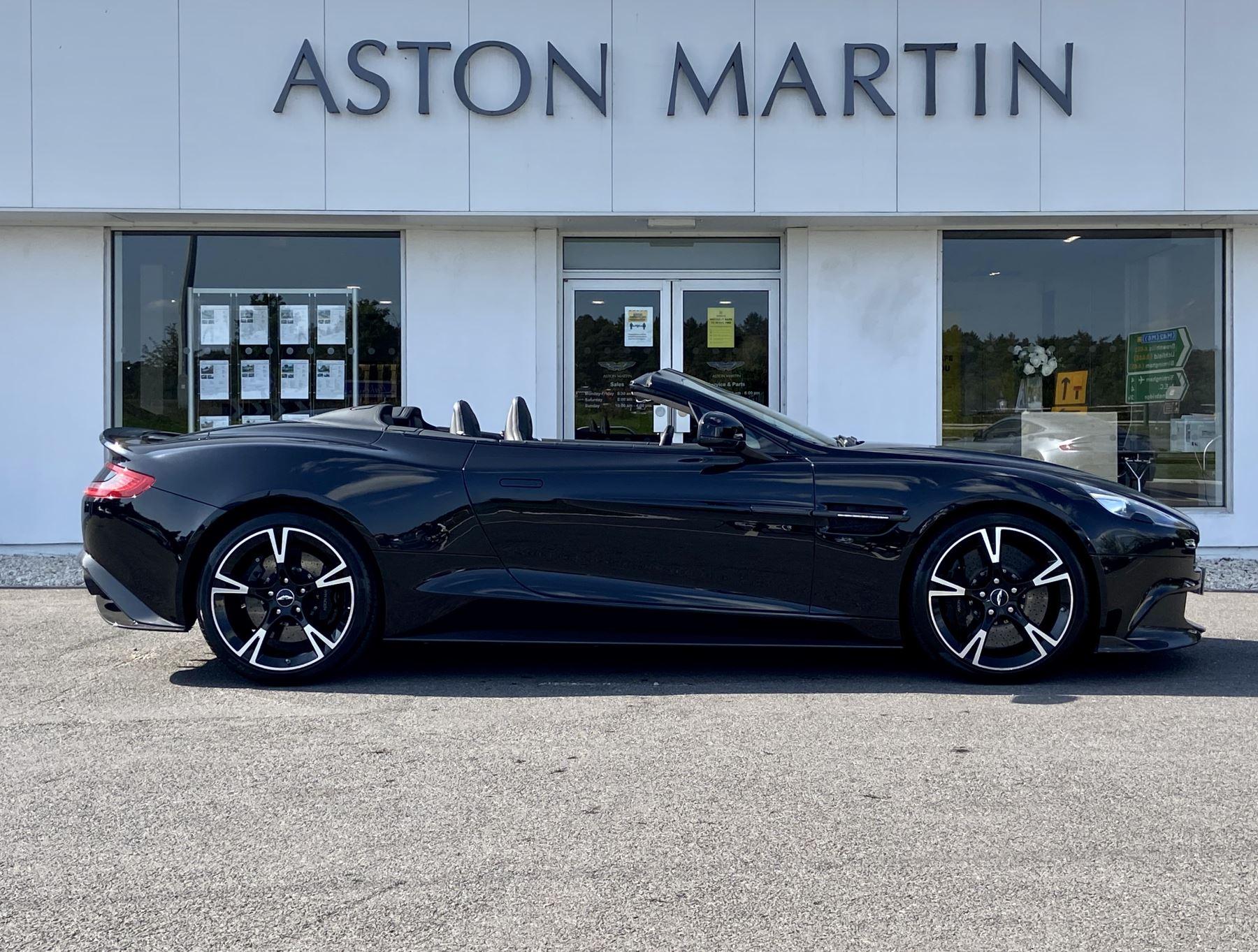 Aston Martin Vanquish V12 [595] S 2dr Volante Touchtronic image 9