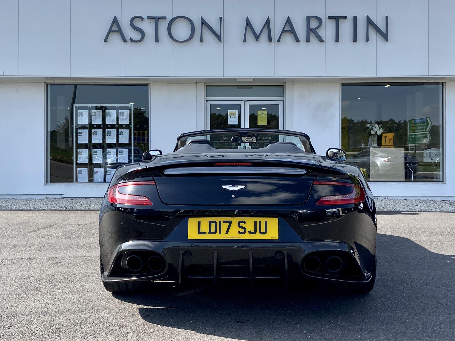 Aston Martin Vanquish V12 [595] S 2dr Volante Touchtronic image 7