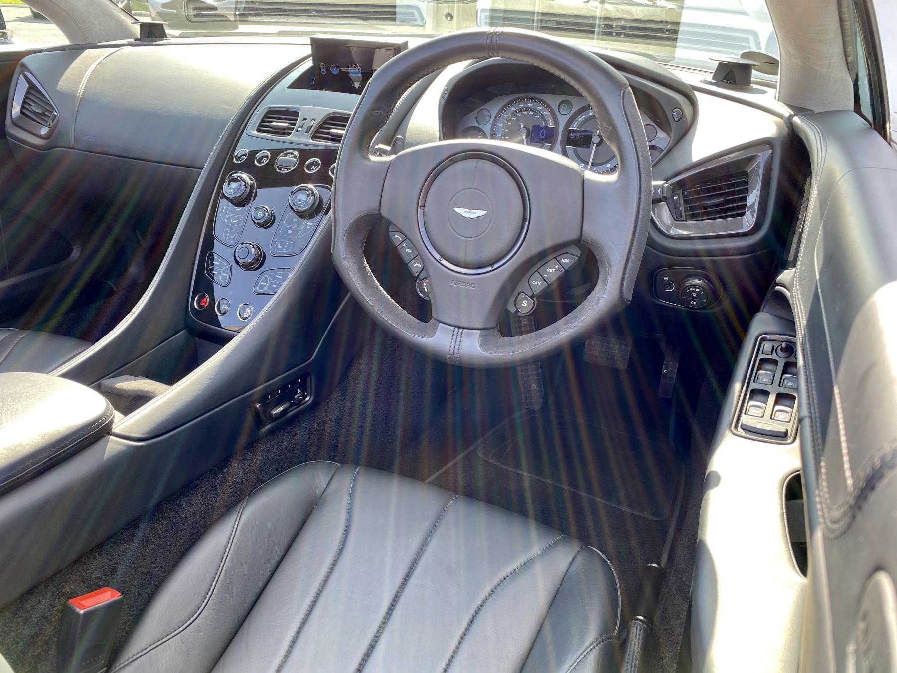 Aston Martin Vanquish V12 [595] S 2dr Volante Touchtronic image 13