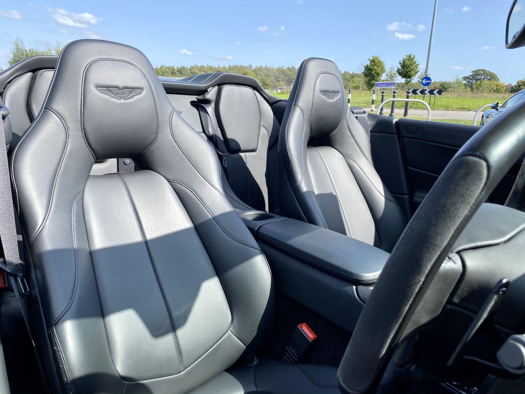 Aston Martin Vanquish V12 [595] S 2dr Volante Touchtronic image 12