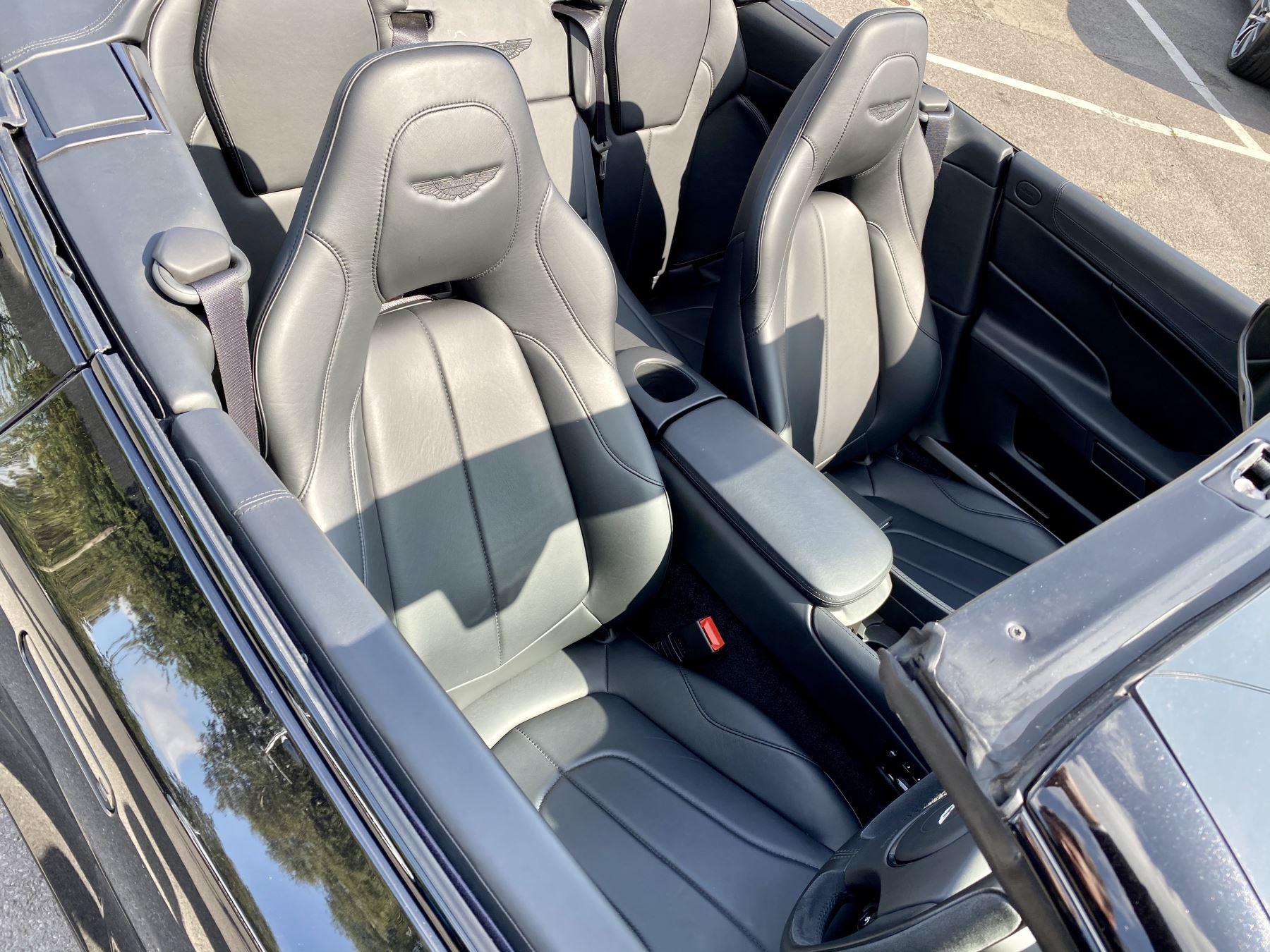 Aston Martin Vanquish V12 [595] S 2dr Volante Touchtronic image 17