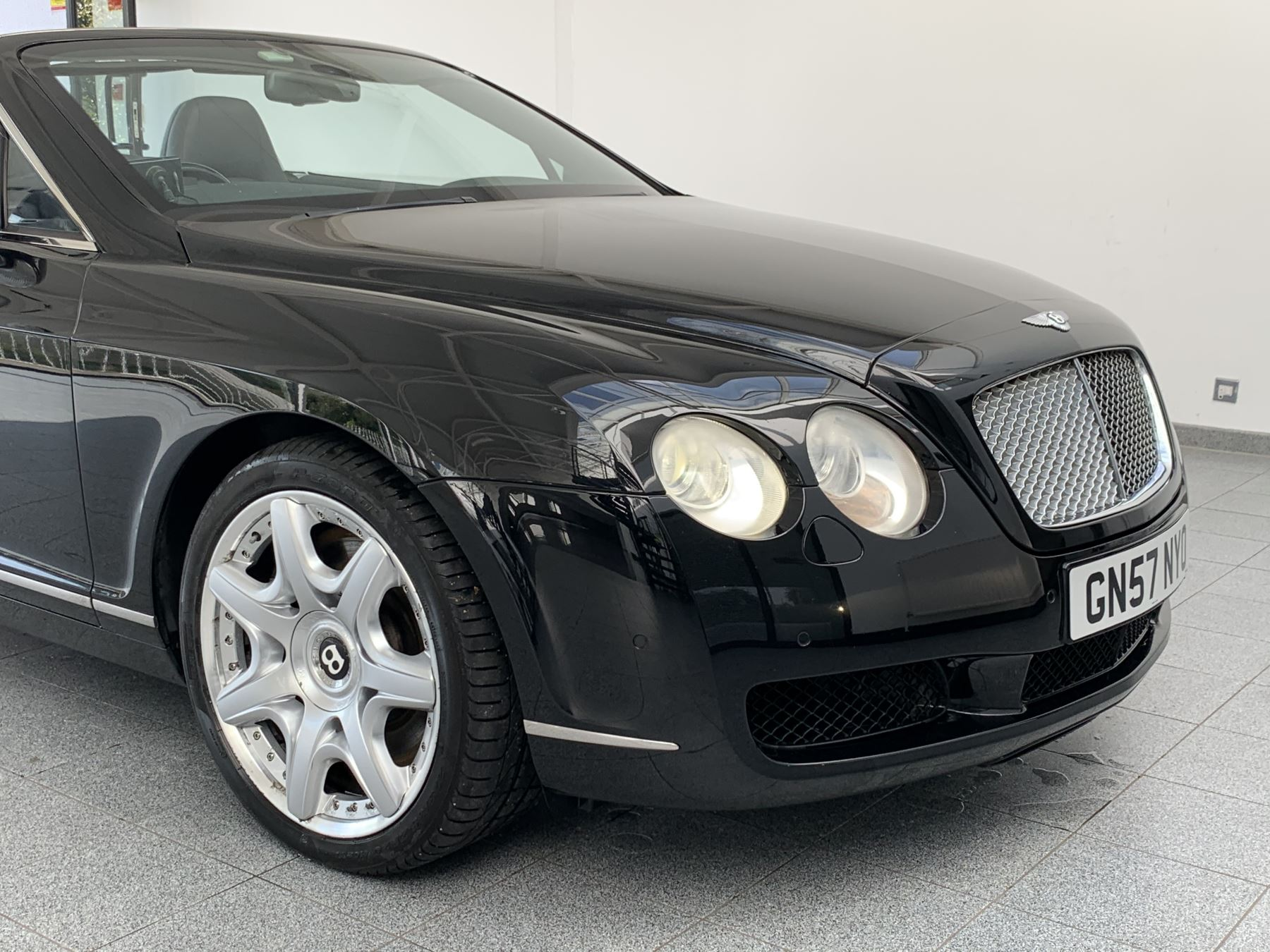 Bentley Continental GTC 6.0 W12 Mulliner 2dr image 7