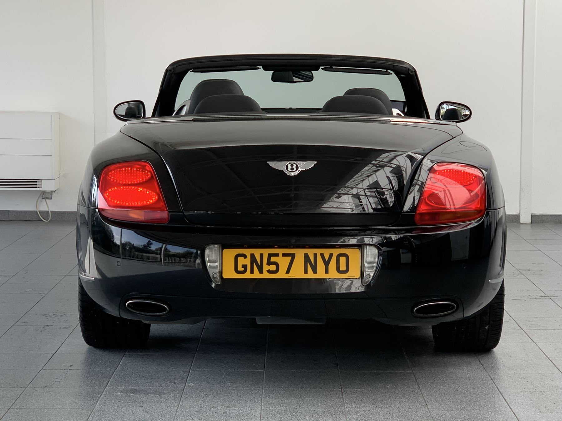 Bentley Continental GTC 6.0 W12 Mulliner 2dr image 6