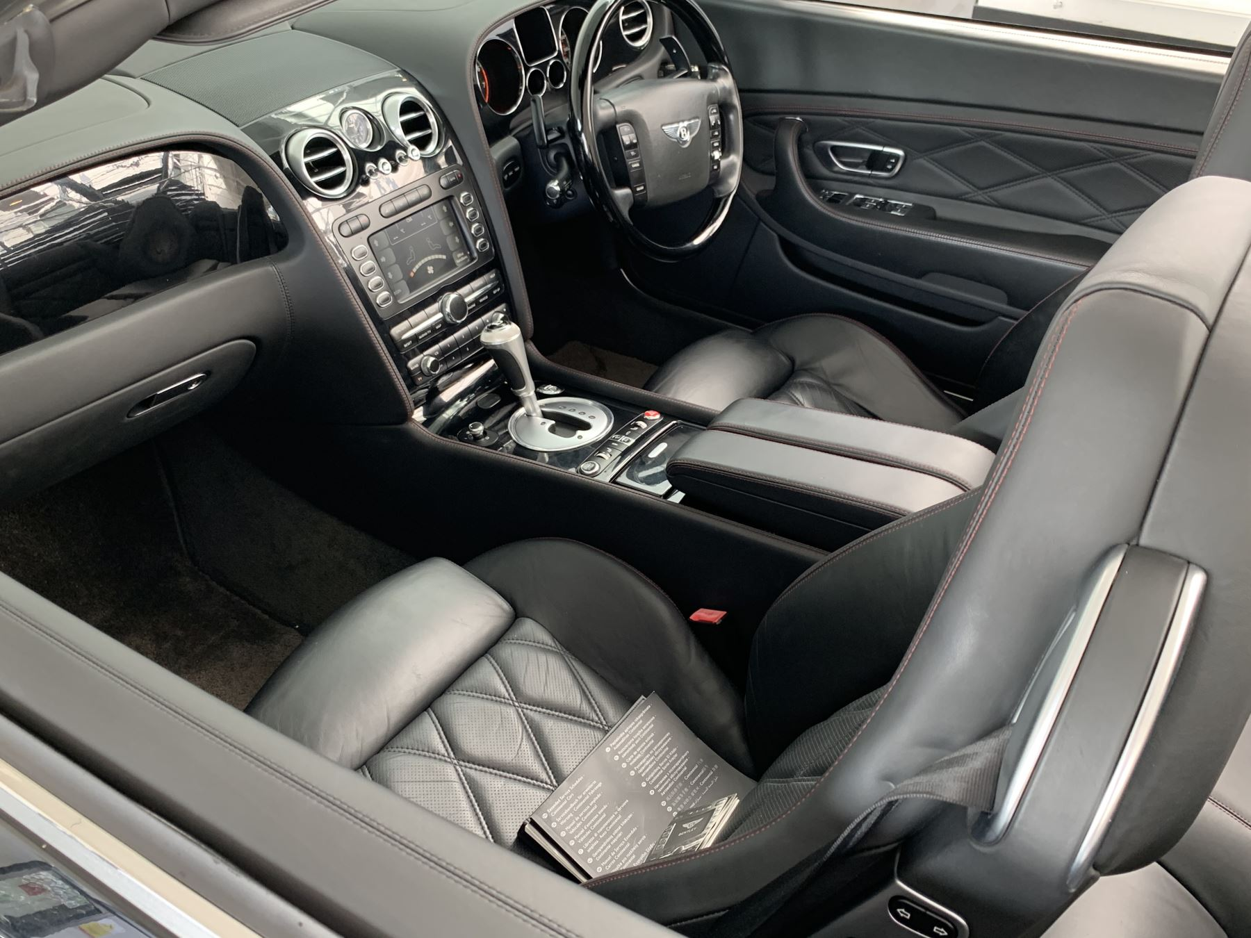Bentley Continental GTC 6.0 W12 Mulliner 2dr image 30