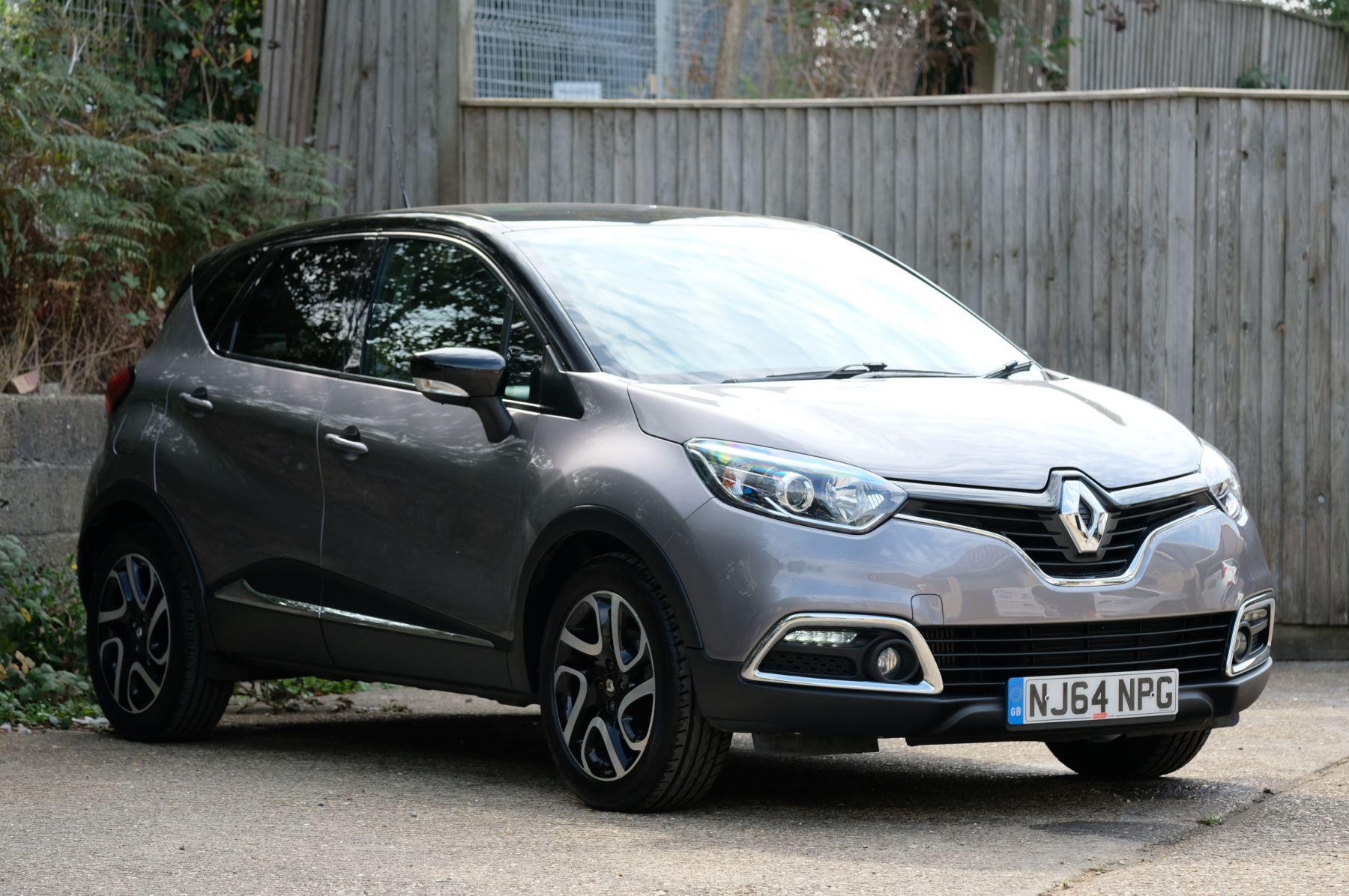 Renault Captur 1.5 dCi 90 Dynamique S MediaNav Energy 5dr Diesel Hatchback (2014)