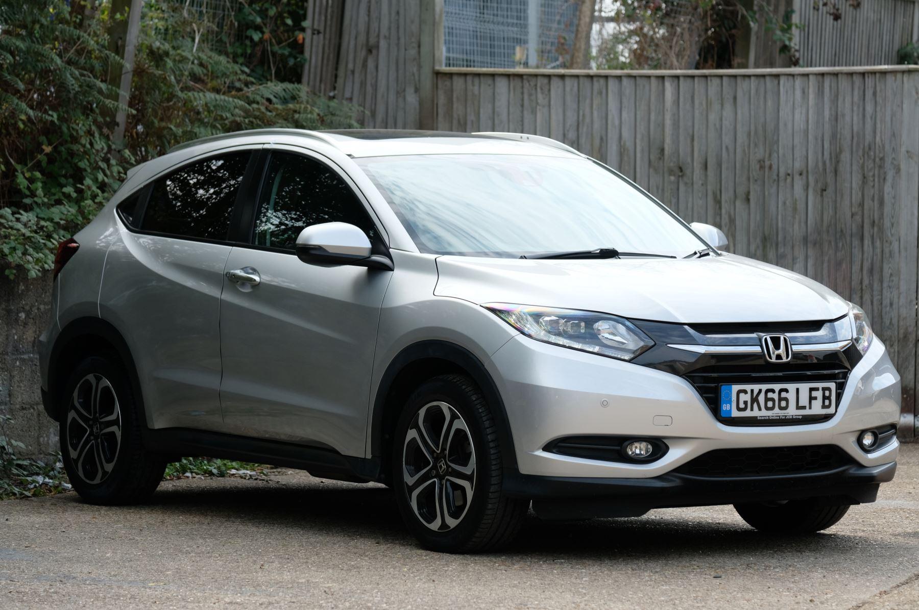 Honda HR-V 1.5 i-VTEC EX CVT 5dr Automatic Hatchback (2016)