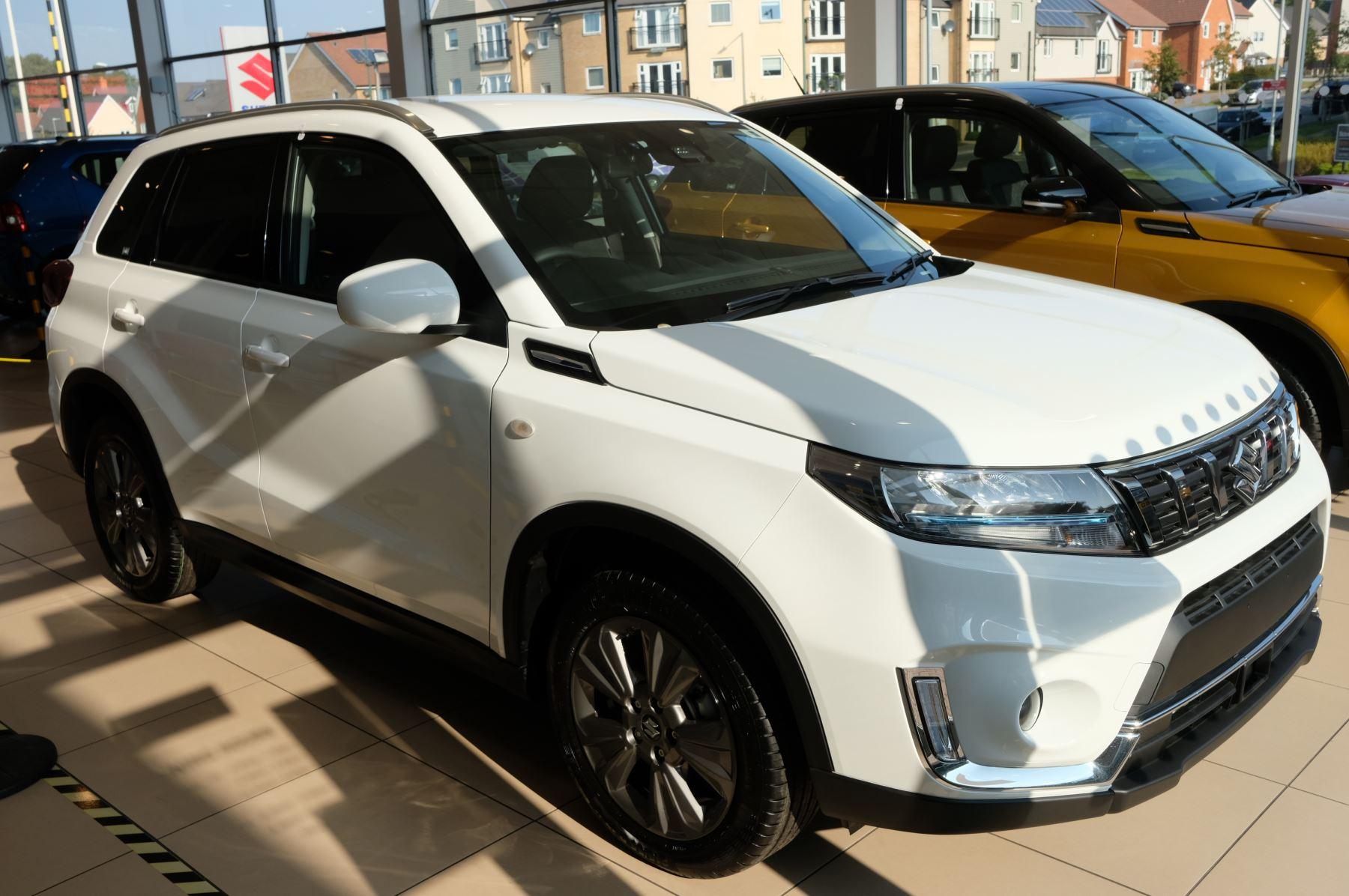 Suzuki Vitara 1.4 Boosterjet SZ-T Hybrid  5 door Hatchback