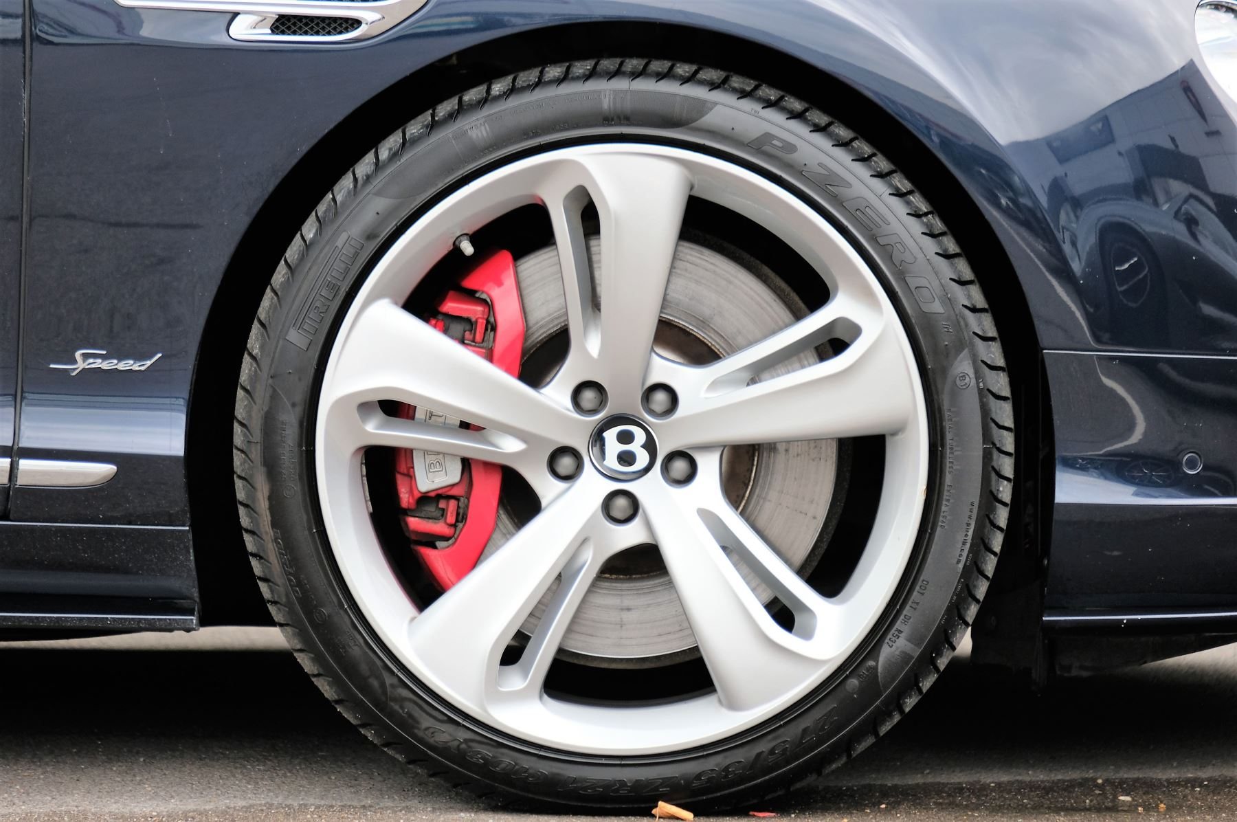 Bentley Continental GT 6.0 W12 [635] Speed - 21 inch Directional Sports Alloys - Ventilated Front Seats with Massage image 9