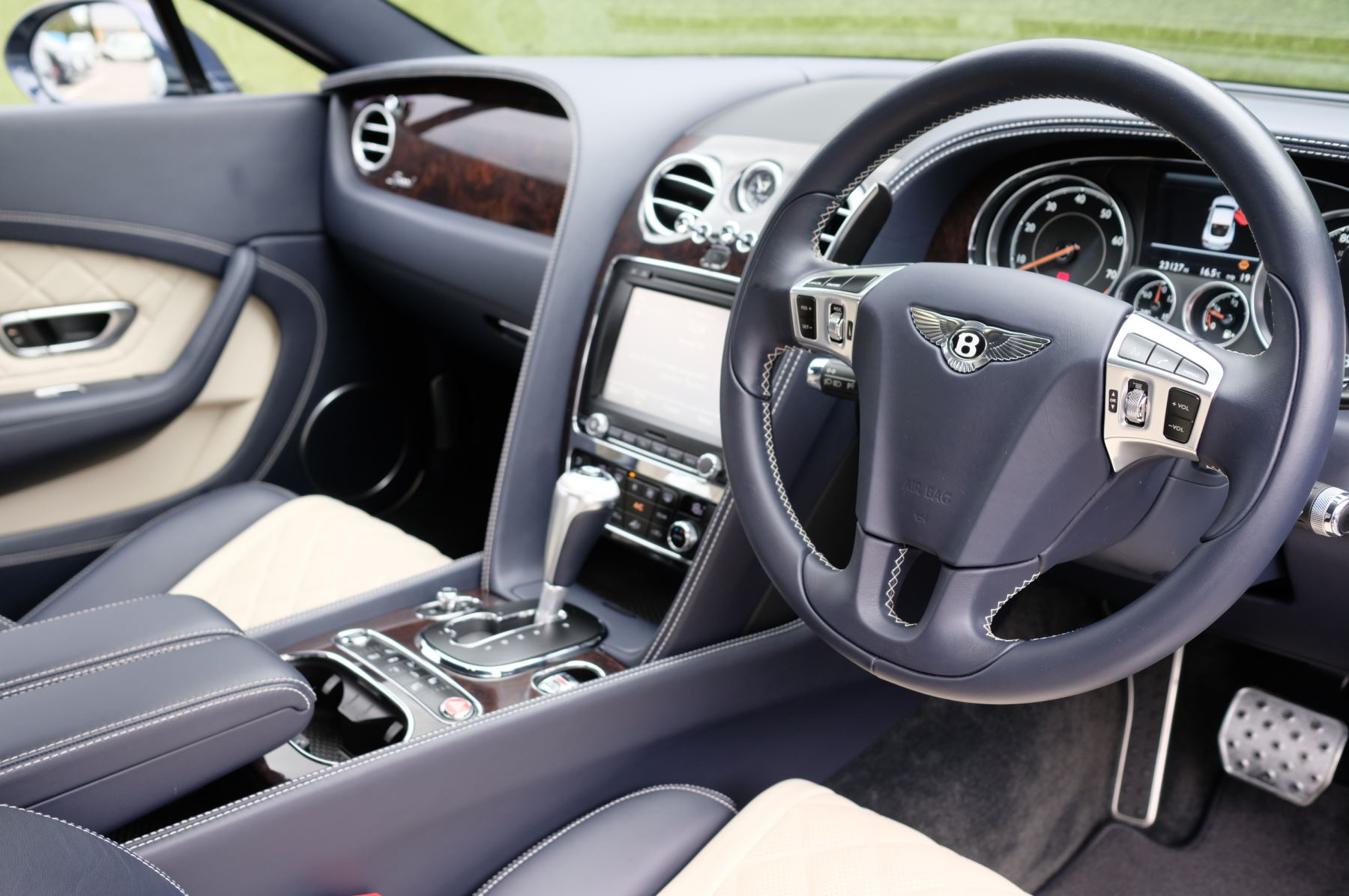 Bentley Continental GT 6.0 W12 [635] Speed - 21 inch Directional Sports Alloys - Ventilated Front Seats with Massage image 12
