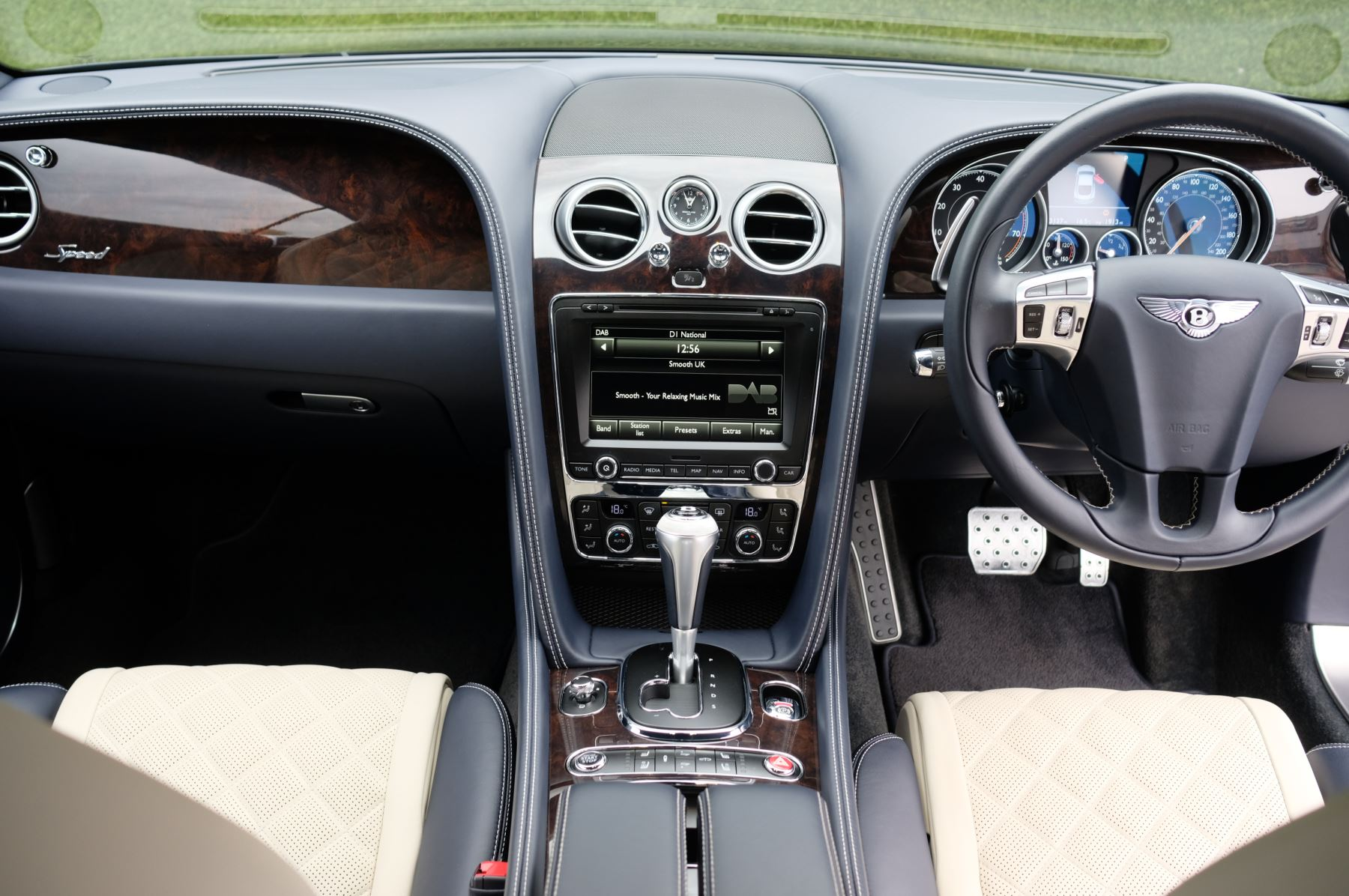 Bentley Continental GT 6.0 W12 [635] Speed - 21 inch Directional Sports Alloys - Ventilated Front Seats with Massage image 13