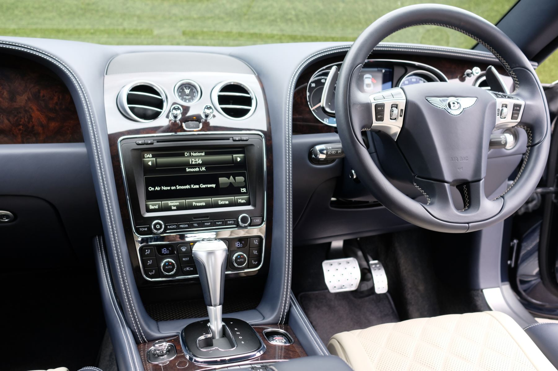 Bentley Continental GT 6.0 W12 [635] Speed - 21 inch Directional Sports Alloys - Ventilated Front Seats with Massage image 16