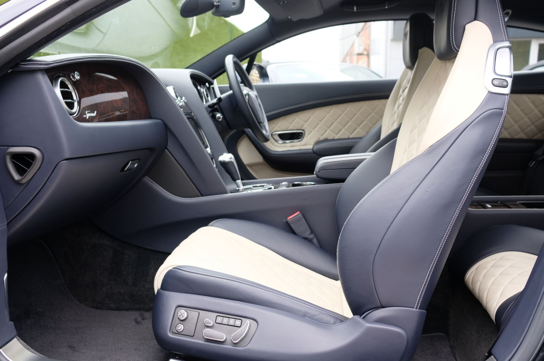 Bentley Continental GT 6.0 W12 [635] Speed - 21 inch Directional Sports Alloys - Ventilated Front Seats with Massage image 18