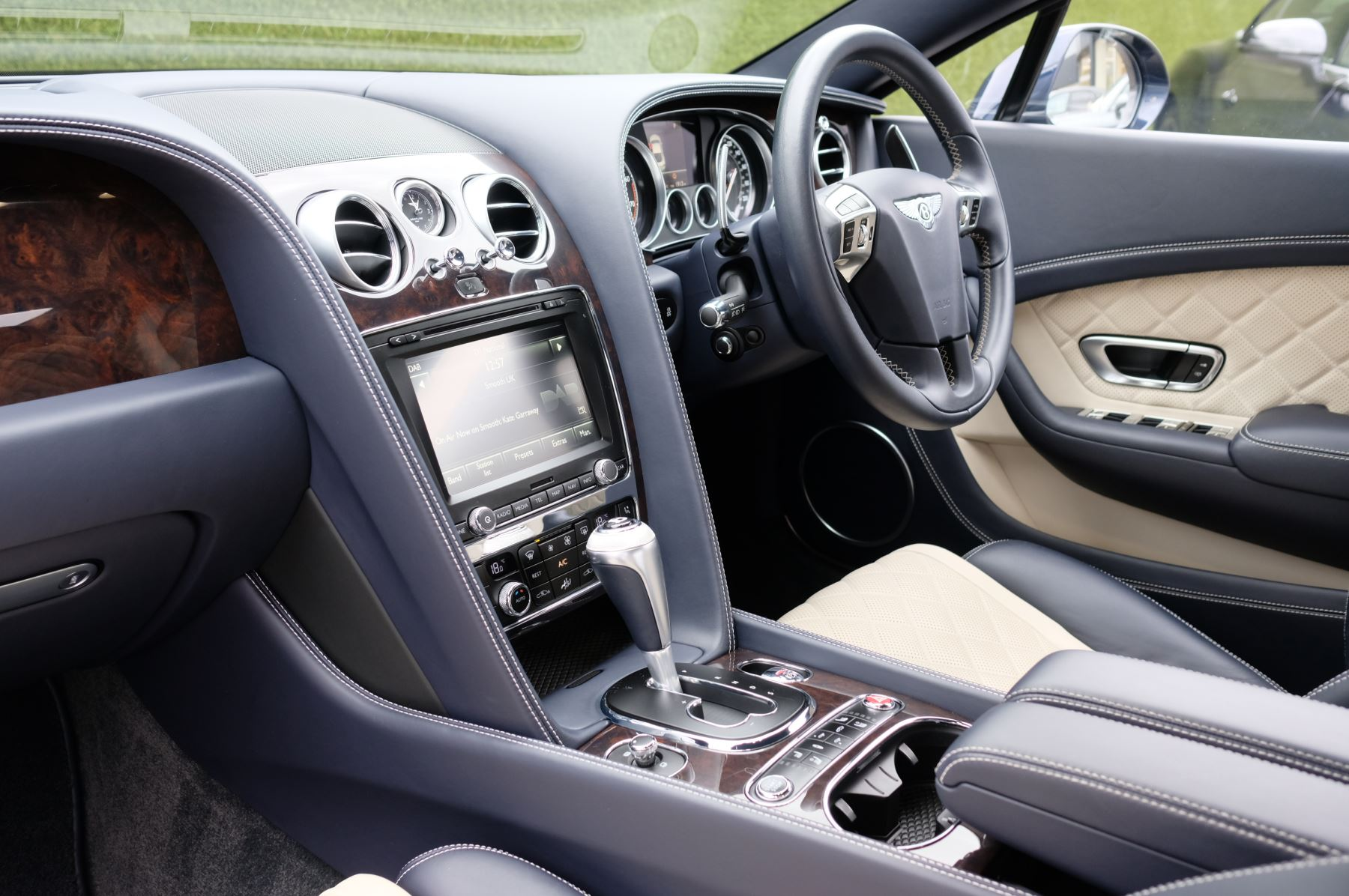 Bentley Continental GT 6.0 W12 [635] Speed - 21 inch Directional Sports Alloys - Ventilated Front Seats with Massage image 11