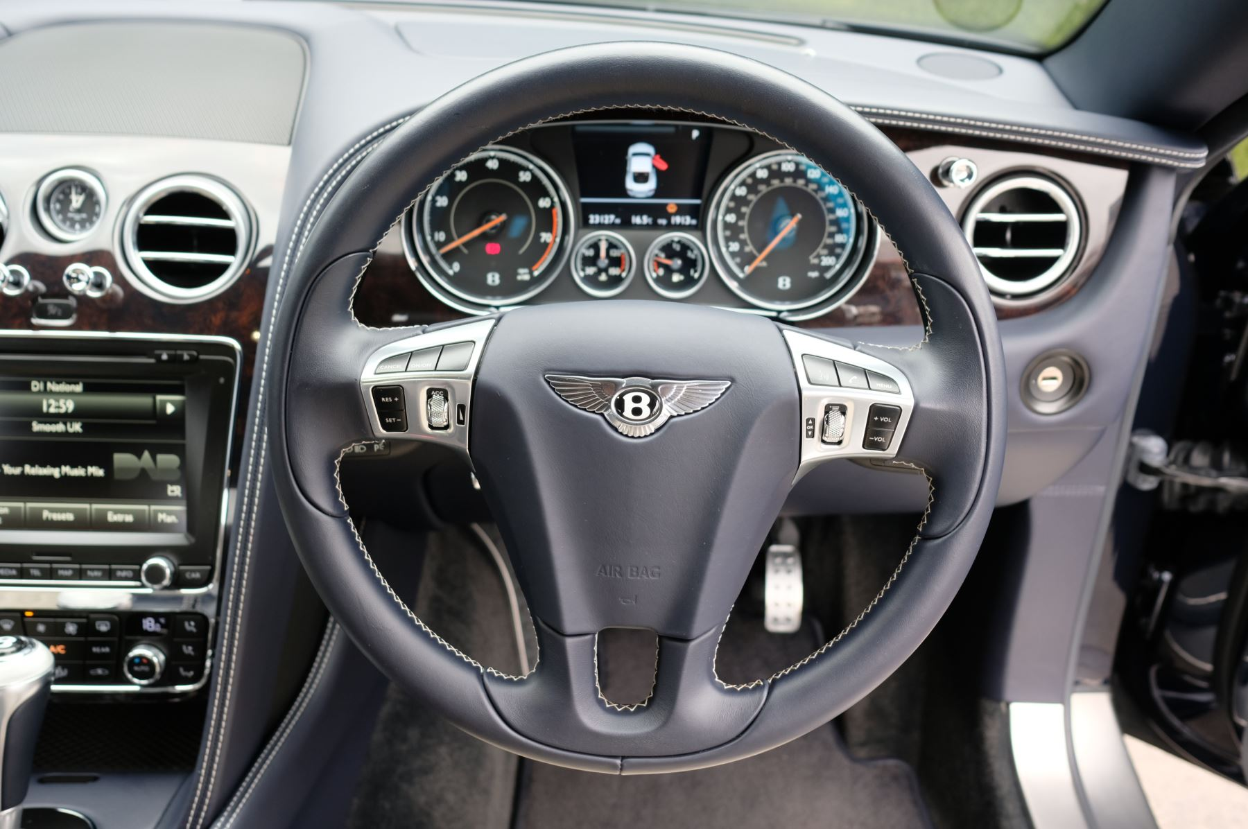 Bentley Continental GT 6.0 W12 [635] Speed - 21 inch Directional Sports Alloys - Ventilated Front Seats with Massage image 15
