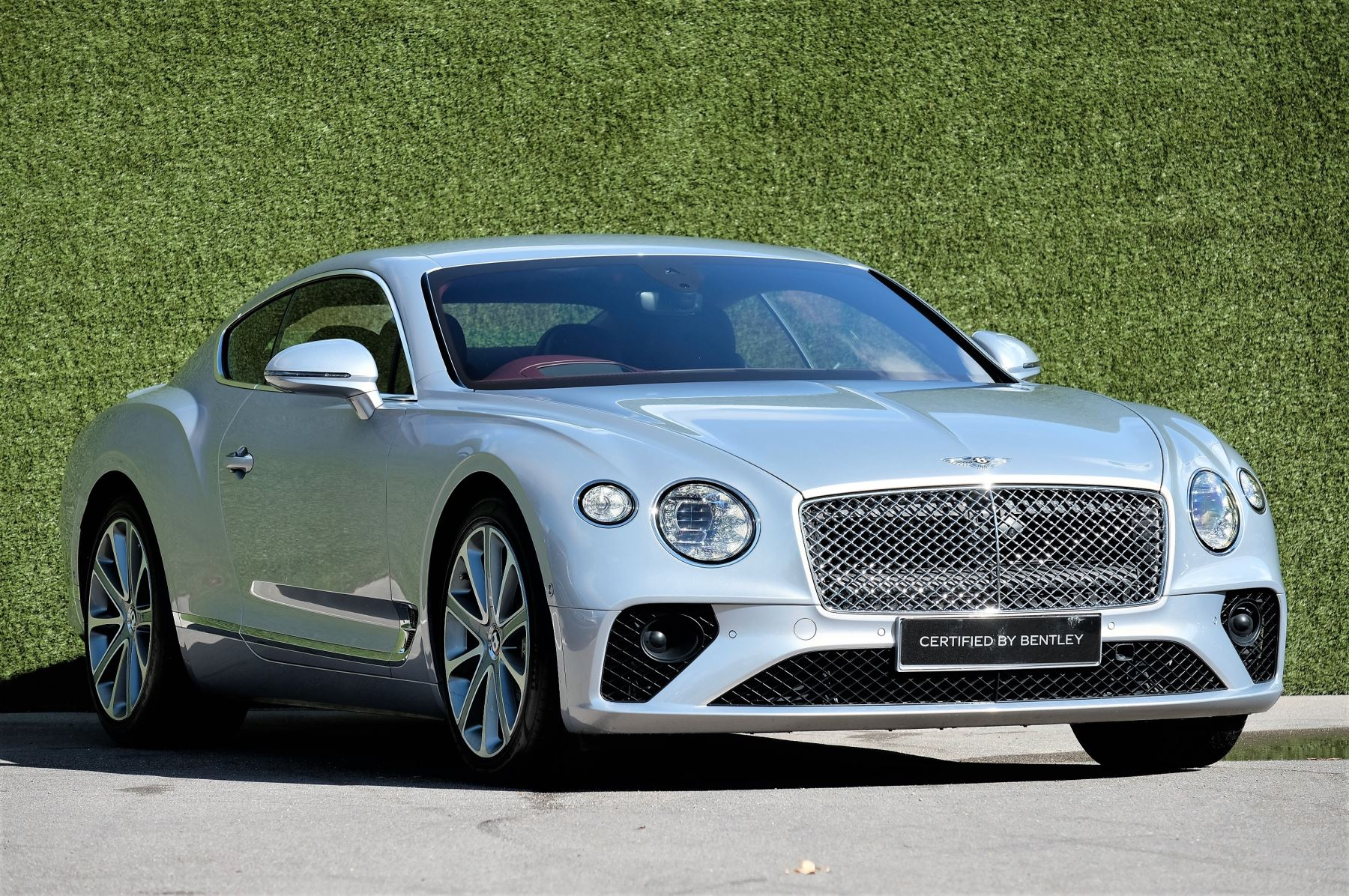Bentley Continental GT 6.0 W12 Centenary, City and Touring Specification Automatic 2 door Coupe (2019) image