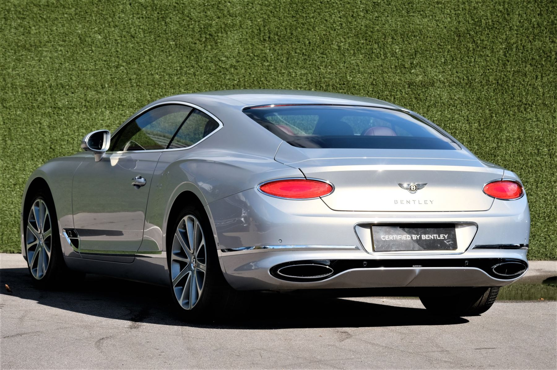 Bentley Continental GT 6.0 W12 Centenary, City and Touring Specification image 5