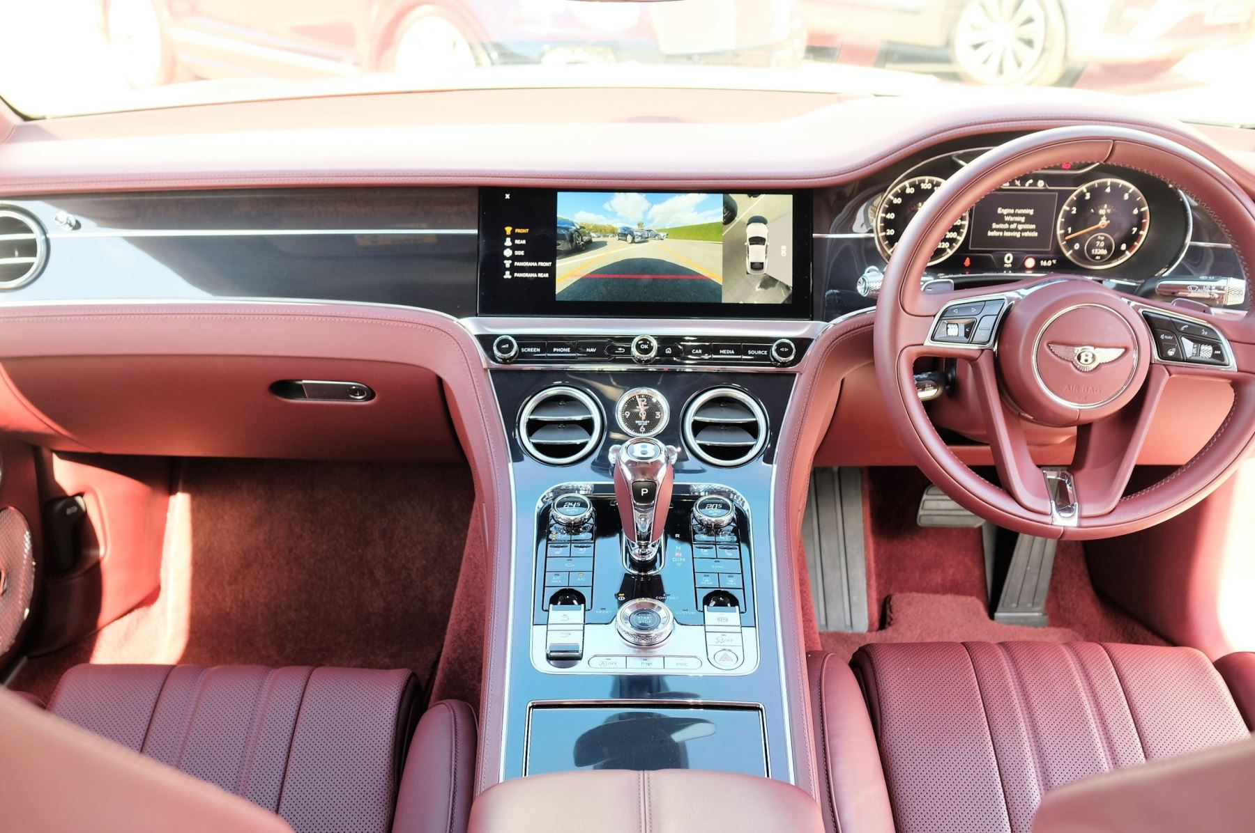Bentley Continental GT 6.0 W12 Centenary, City and Touring Specification image 13