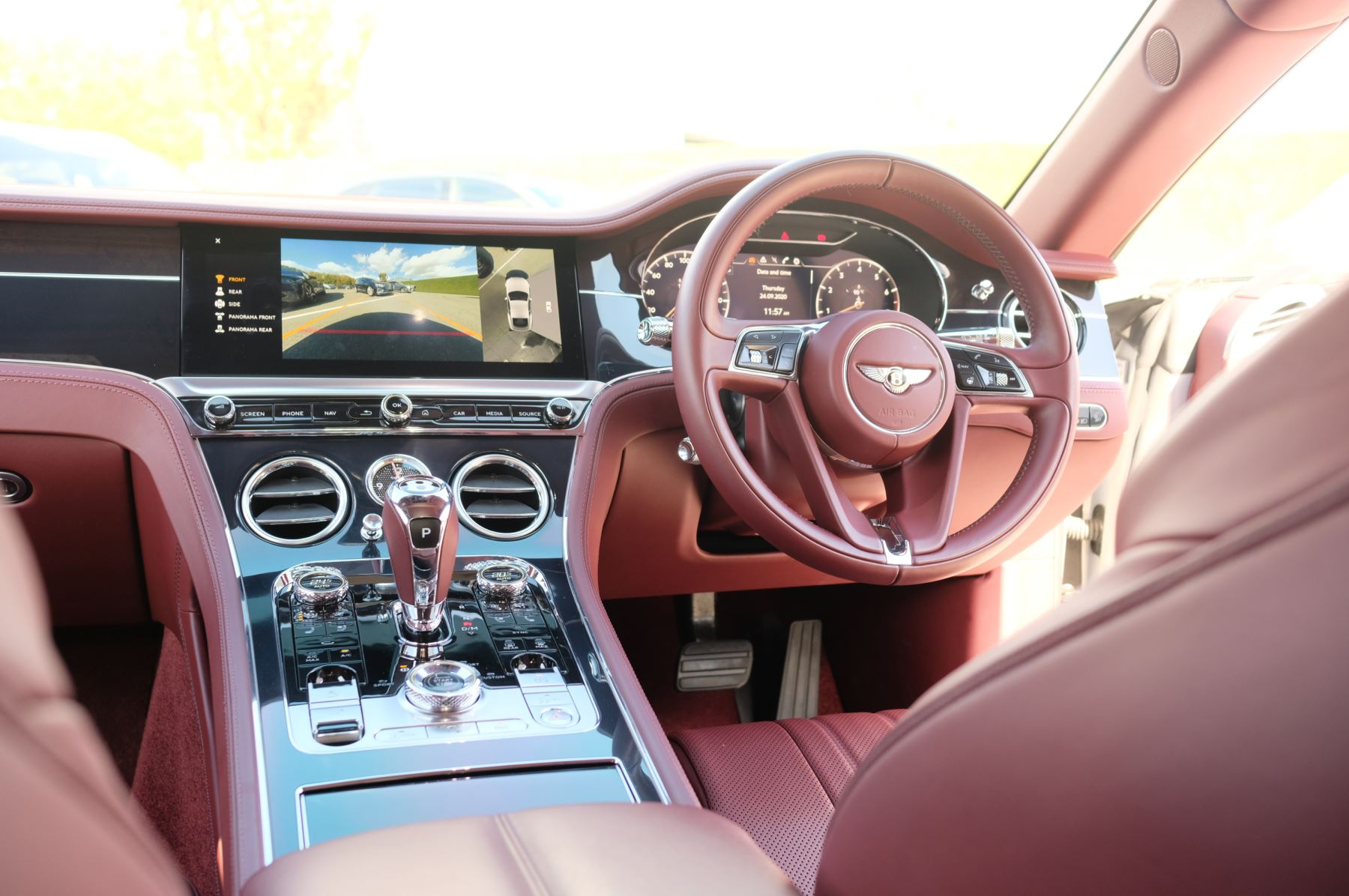Bentley Continental GT 6.0 W12 Centenary, City and Touring Specification image 21