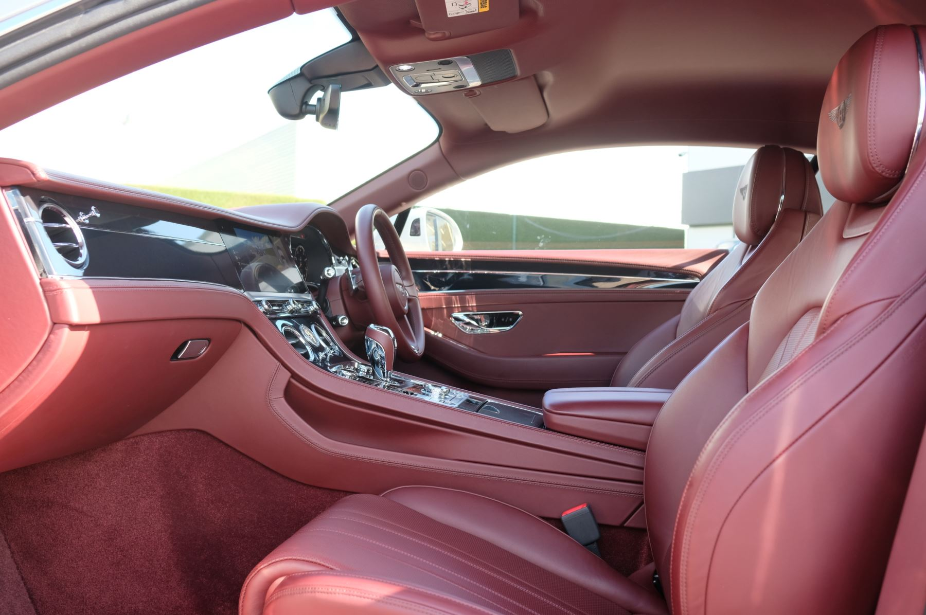 Bentley Continental GT 6.0 W12 Centenary, City and Touring Specification image 16