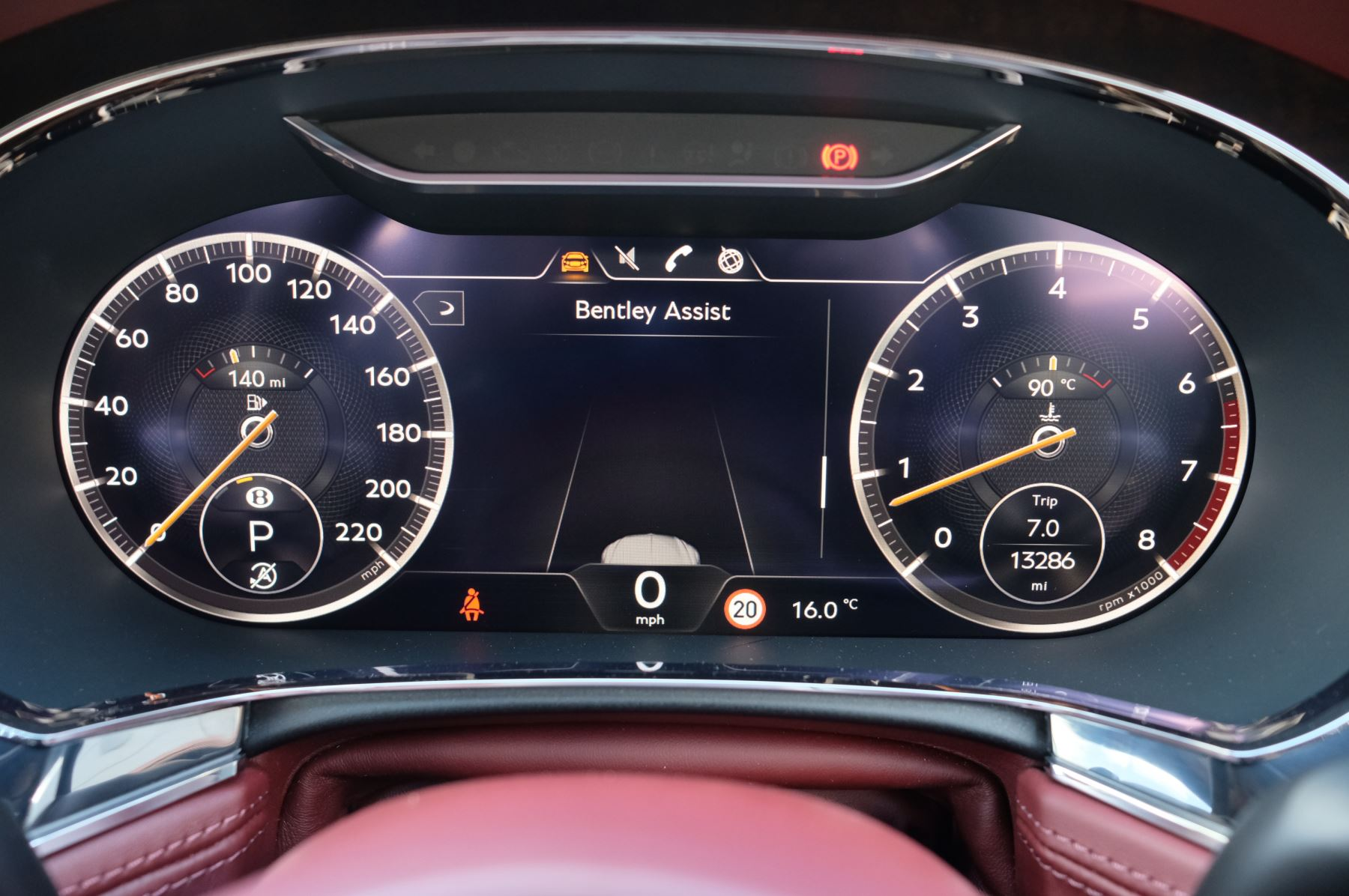 Bentley Continental GT 6.0 W12 Centenary, City and Touring Specification image 26