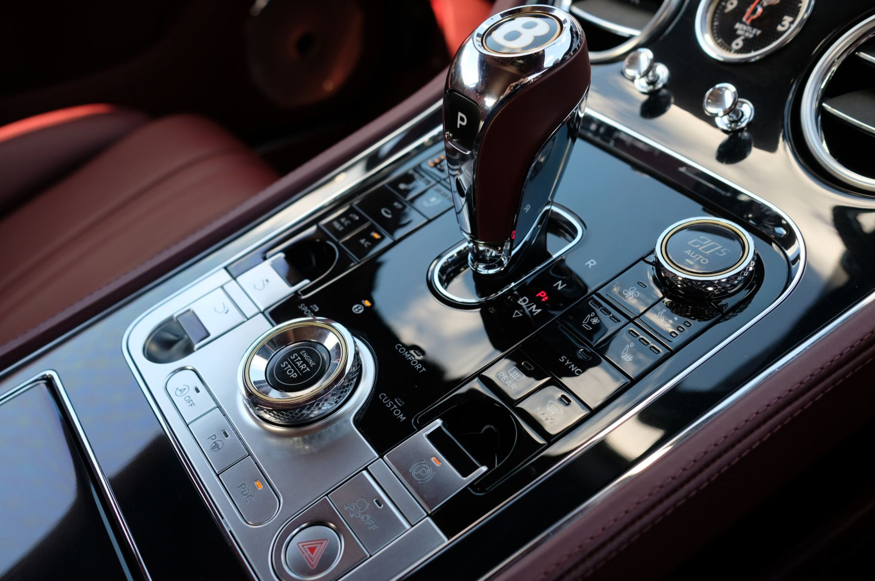 Bentley Continental GT 6.0 W12 Centenary, City and Touring Specification image 20
