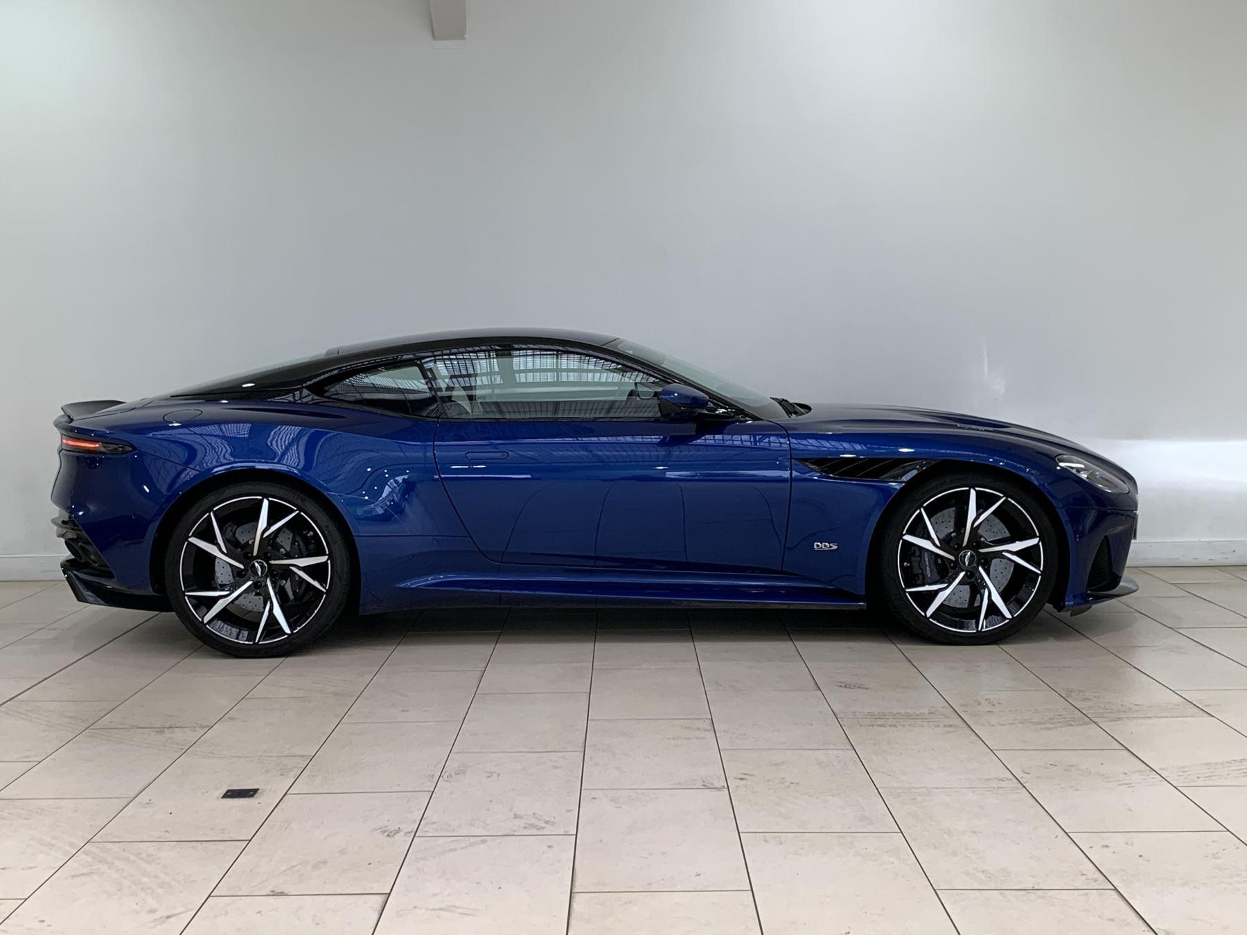 Aston Martin DBS V12 Superleggera 2dr Touchtronic image 2