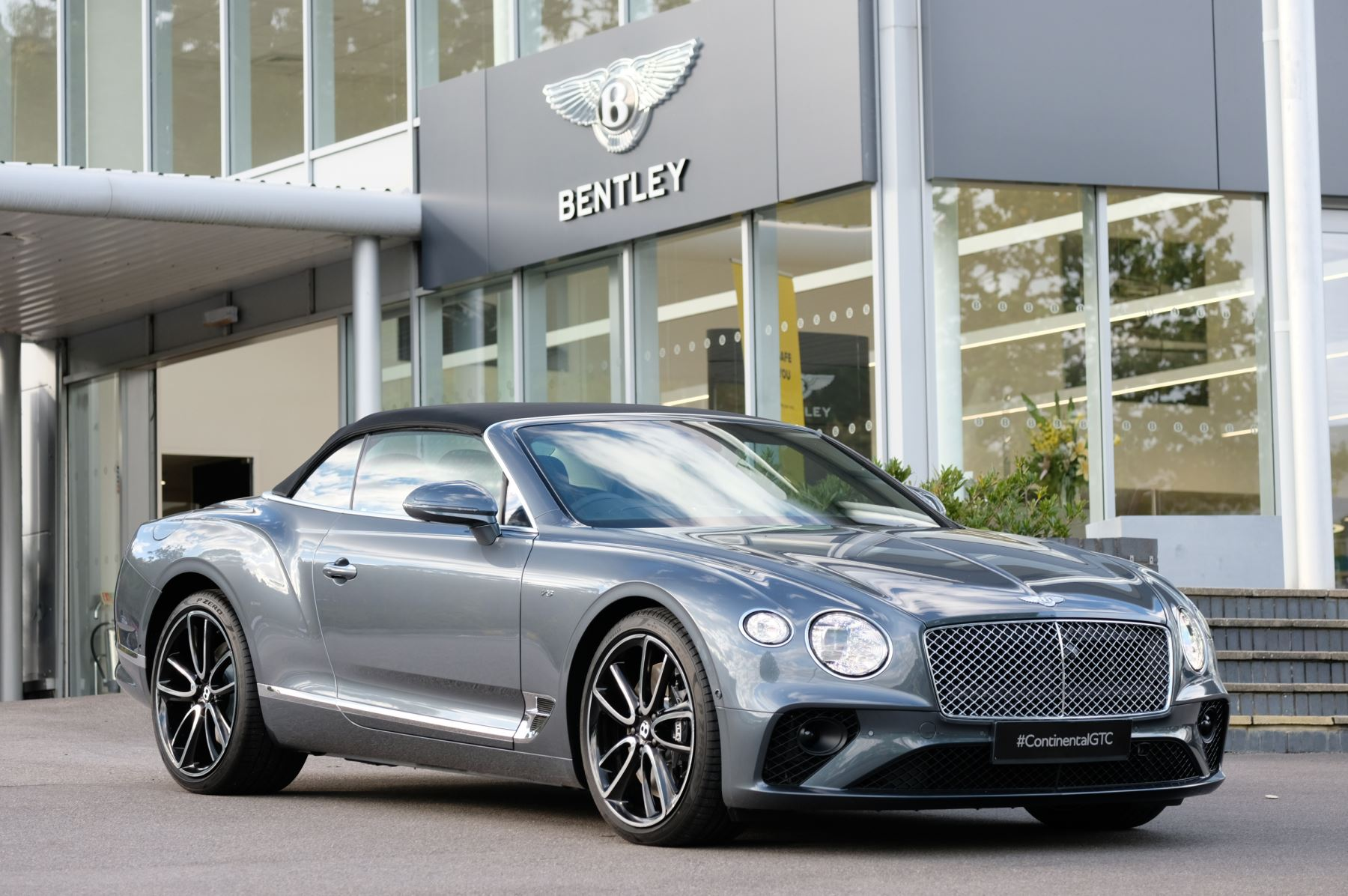 Bentley Continental GTC 4.0 V8 2dr Auto Mulliner Driving and Technology Specification Automatic Convertible (2020)