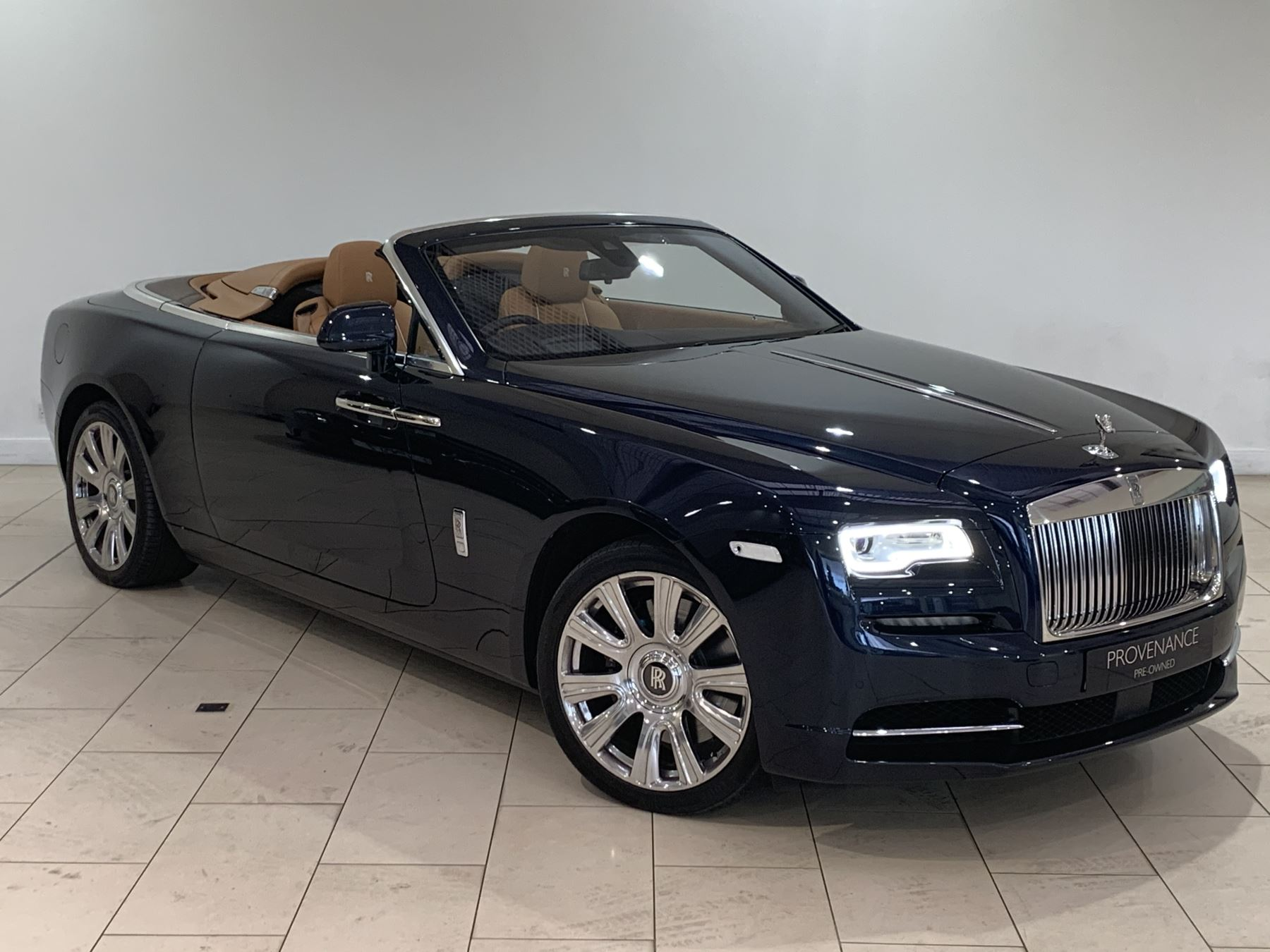 Rolls-Royce Dawn 2dr Auto 6.6 Automatic Convertible (2018) image